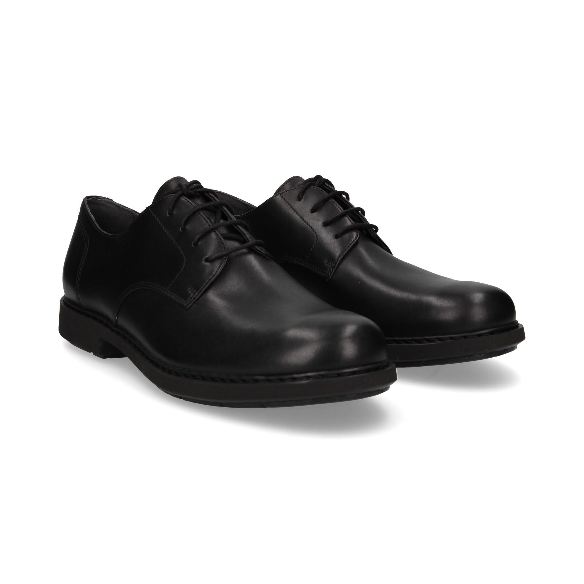 Zapatos Zwagyqq Negro De Hombre Ranqw0 Camper Vestir 008 K100152 nq7qXBH