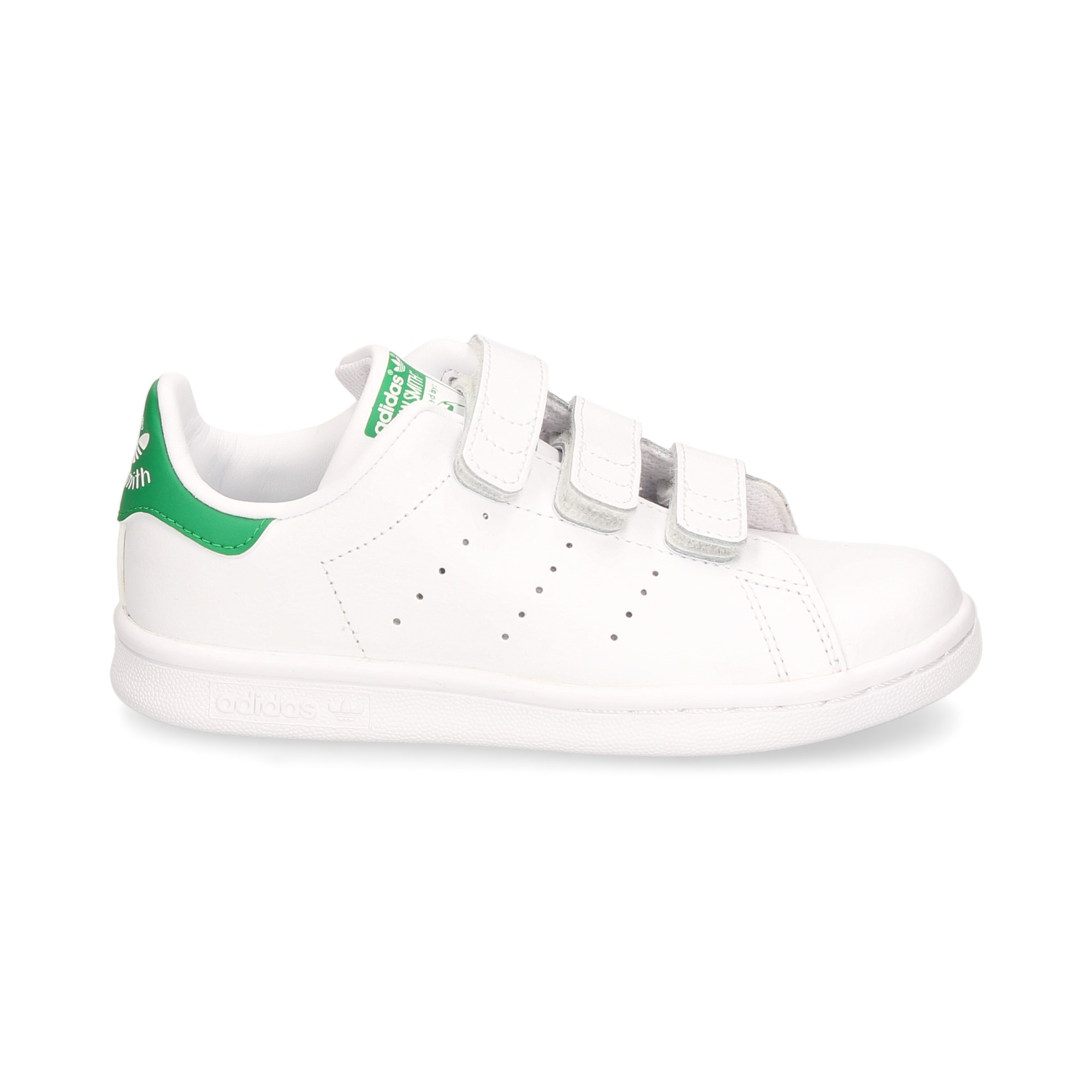 talon-verde-3-velcros-piel-blanco