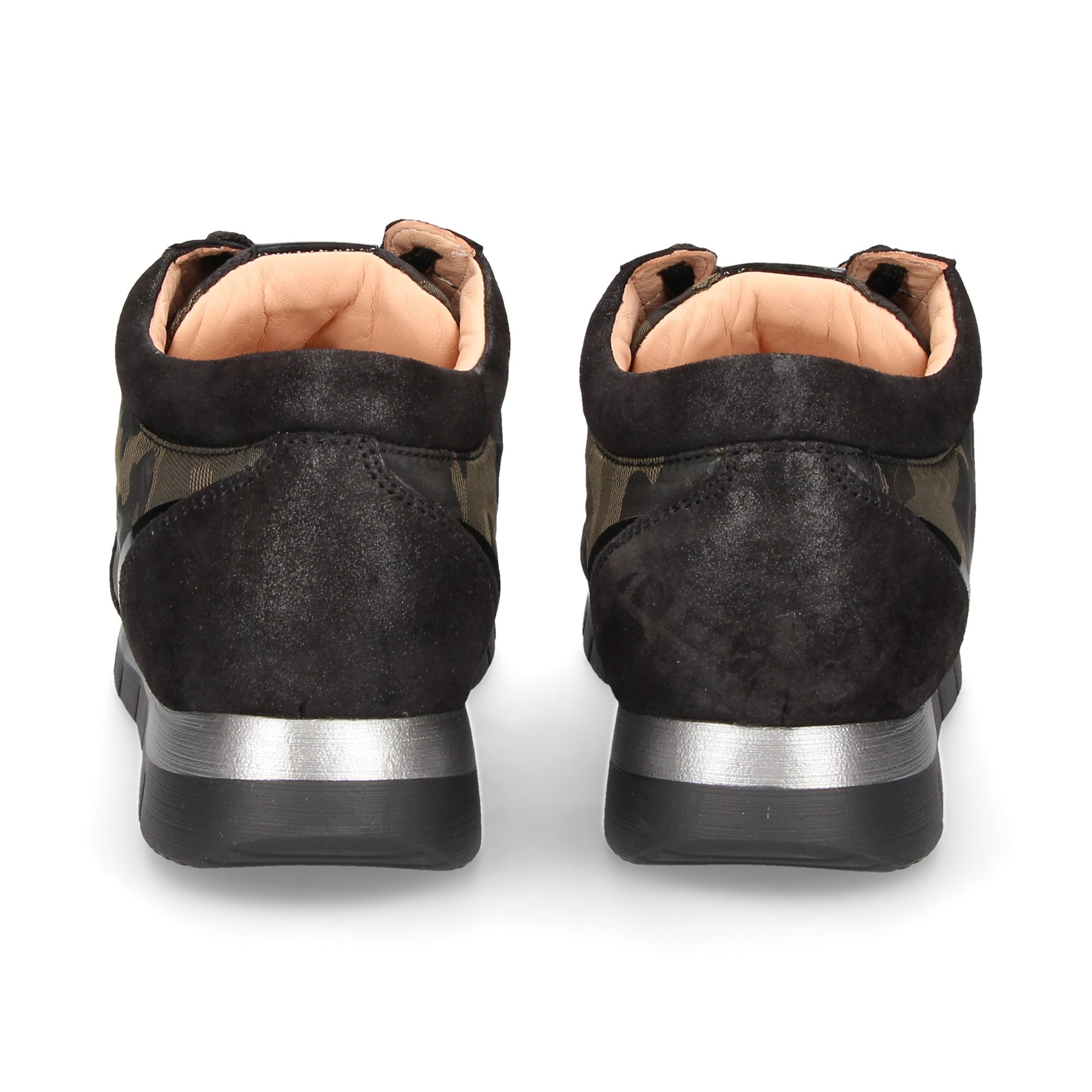 Barday ca Tennis Unisa Femme Negro de Chaussures bf7yg6