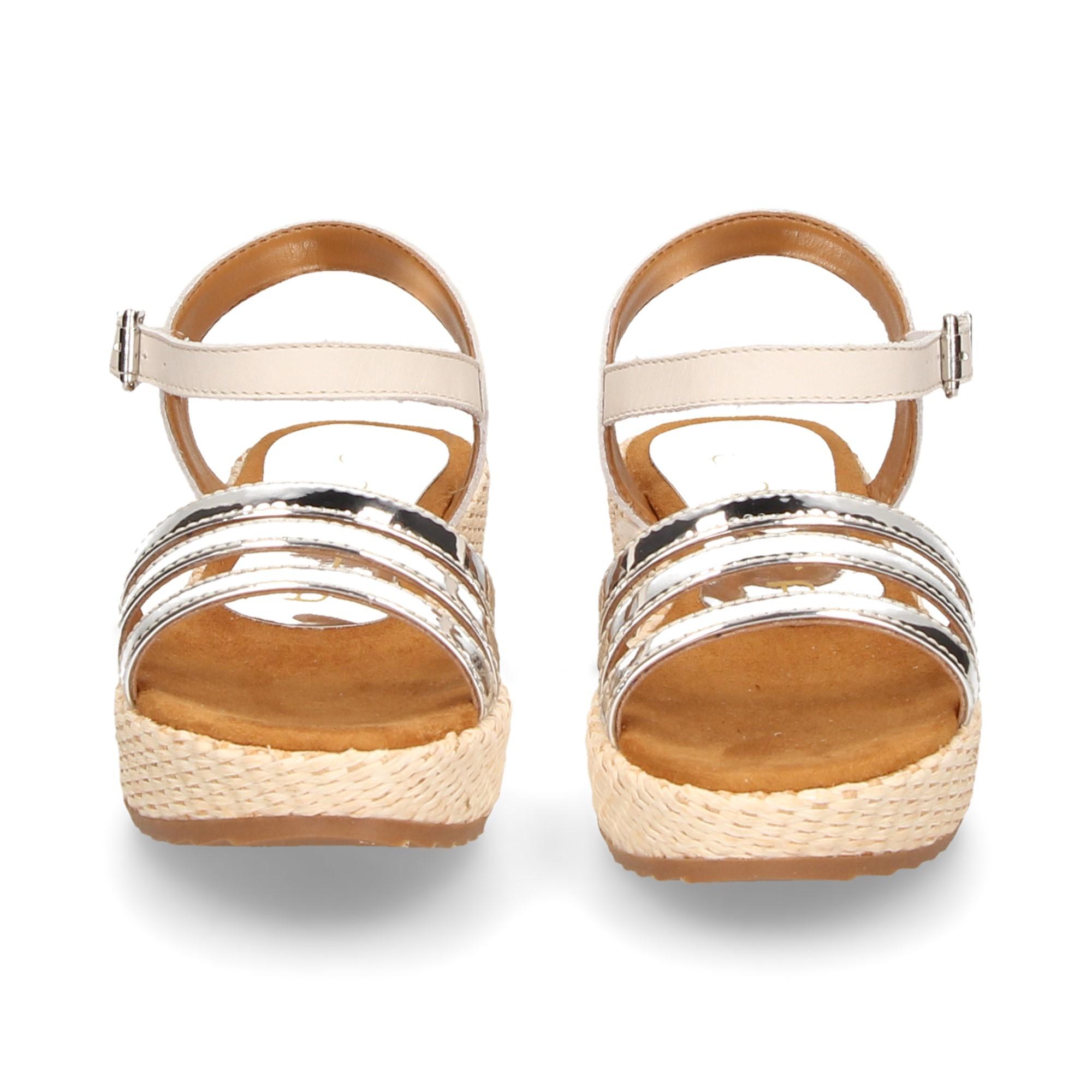 sandalia-3-tiras-espejo-plata