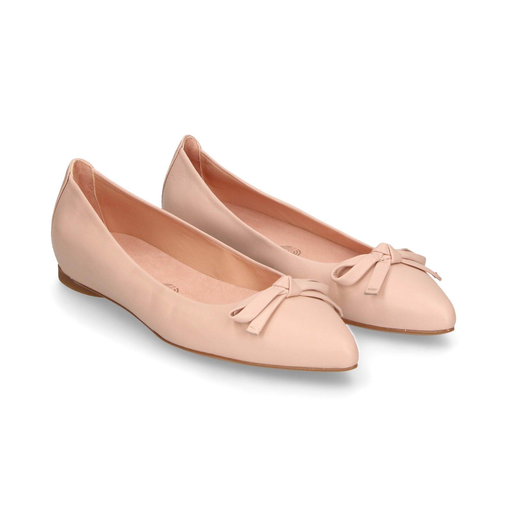 bailarina-lazo-piel-rosa
