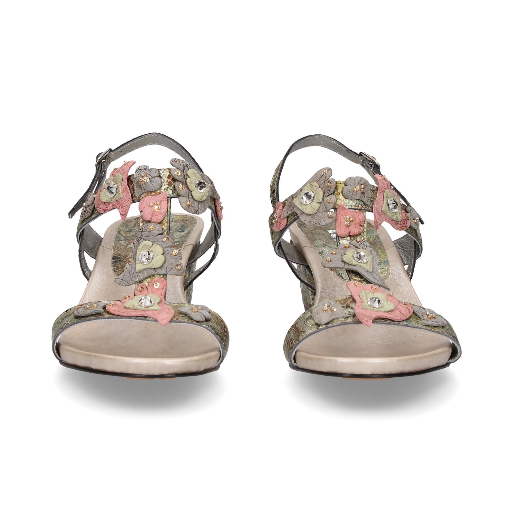 sandal-tacon-bebe-reptil-flore-multi-oro