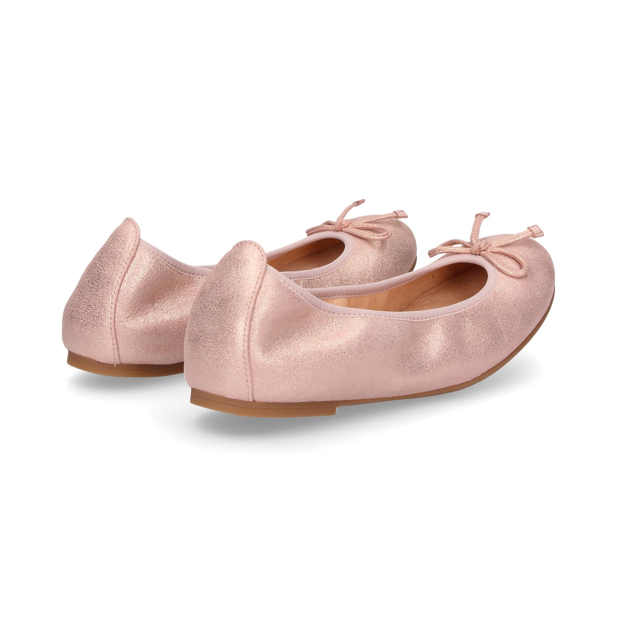 bailarina-lazo-ante-metalico-rosa