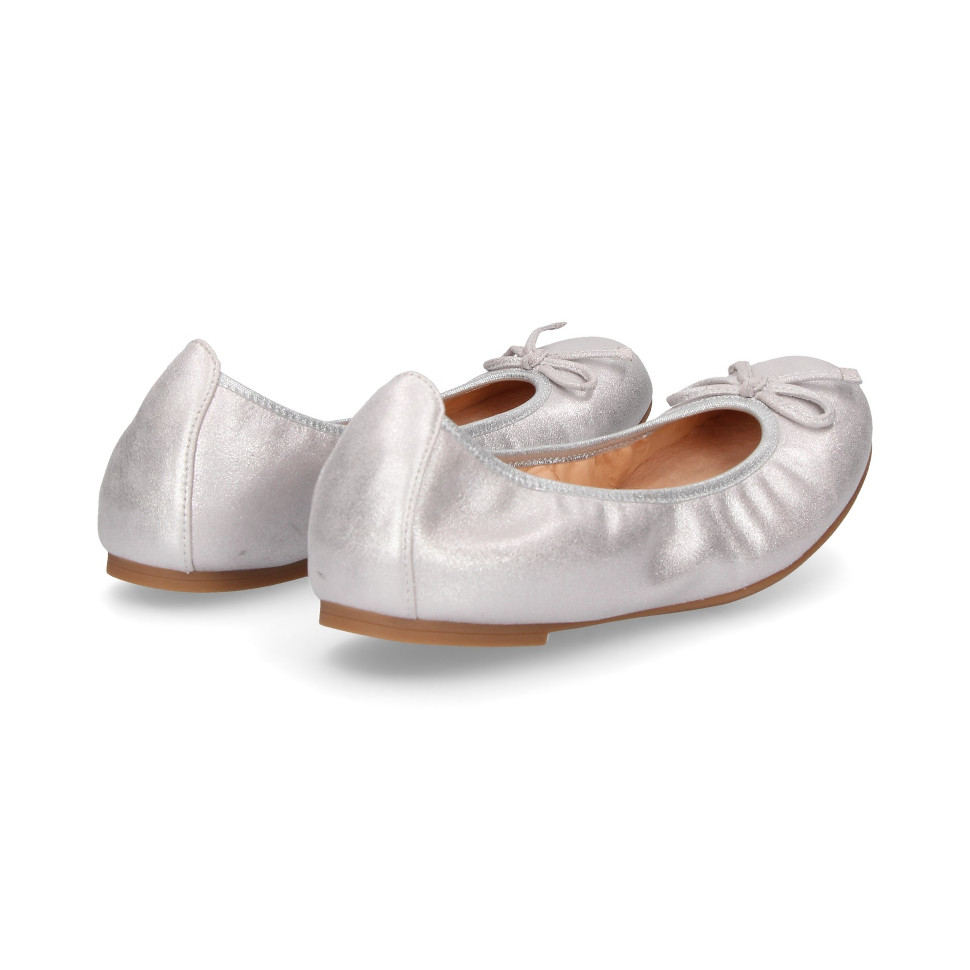 bailarina-lazo-ante-metalico-plata