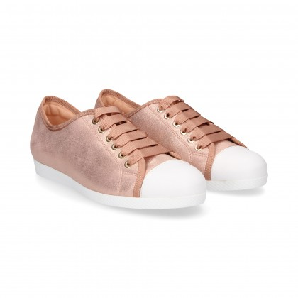 SPORTY CORDONED OFF IN PINK METALLIC