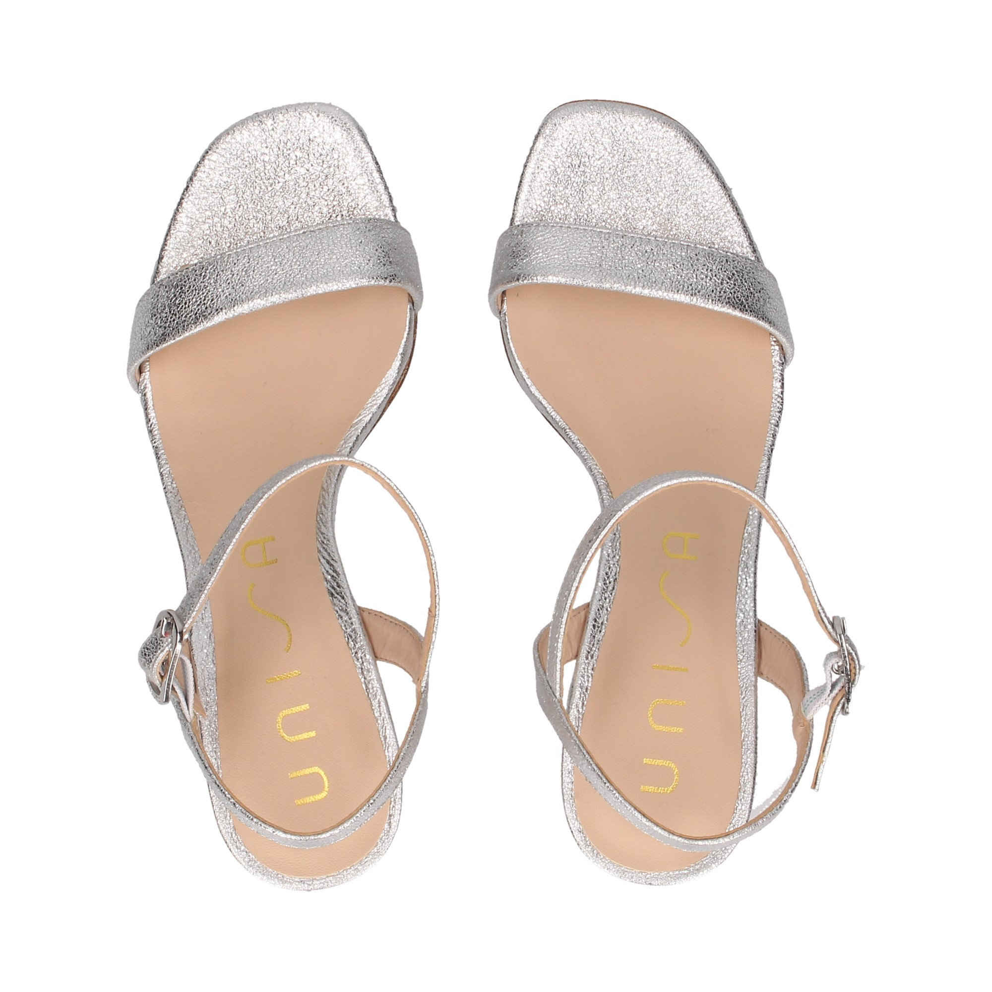 Sandaletten Frauen Mabre Silver Unisa Se Mit Absatz OXNPwn08k