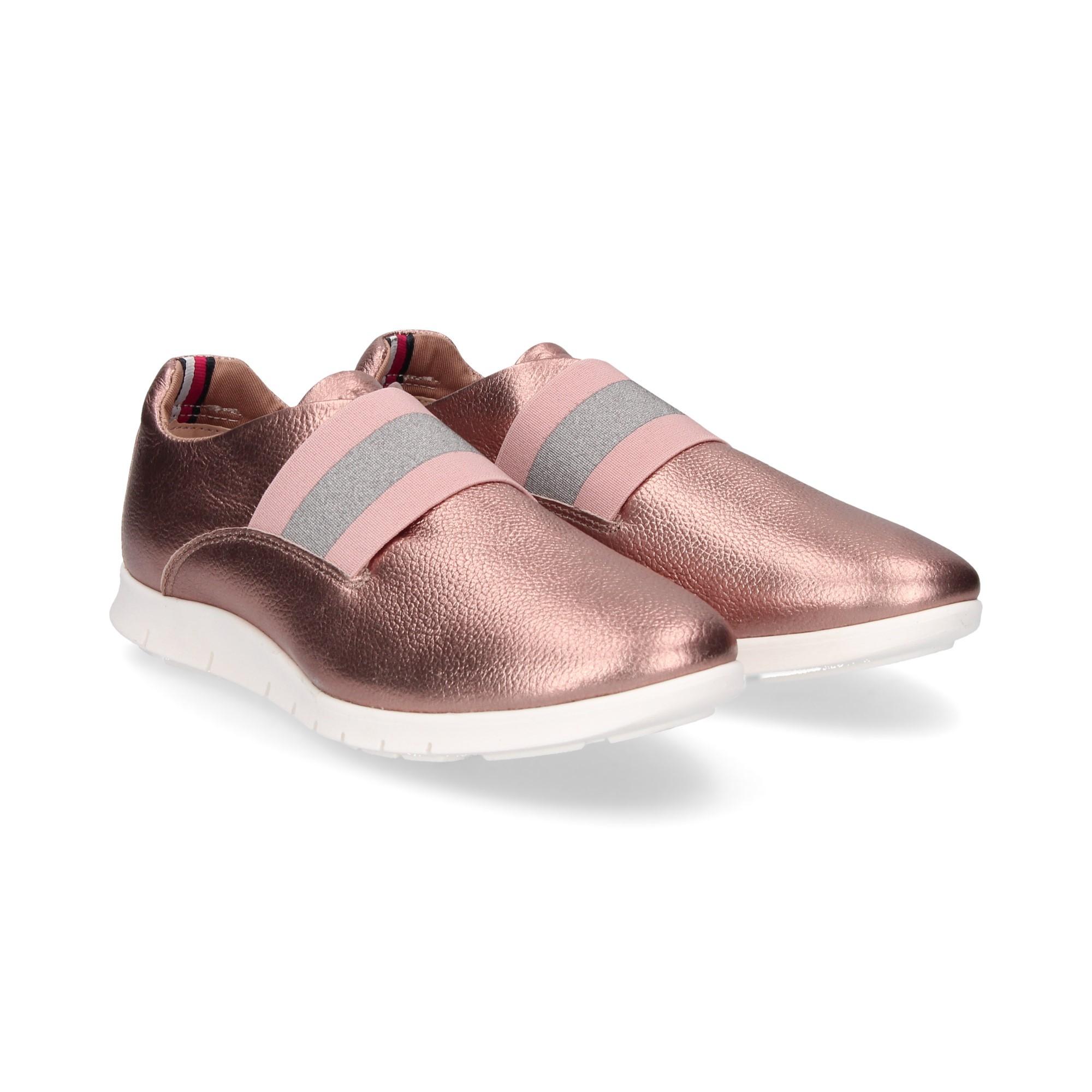 5a548ebd318d TOMMY HILFIGER Chaussures de sport pour femmes FW01416502 DASTY ROSE