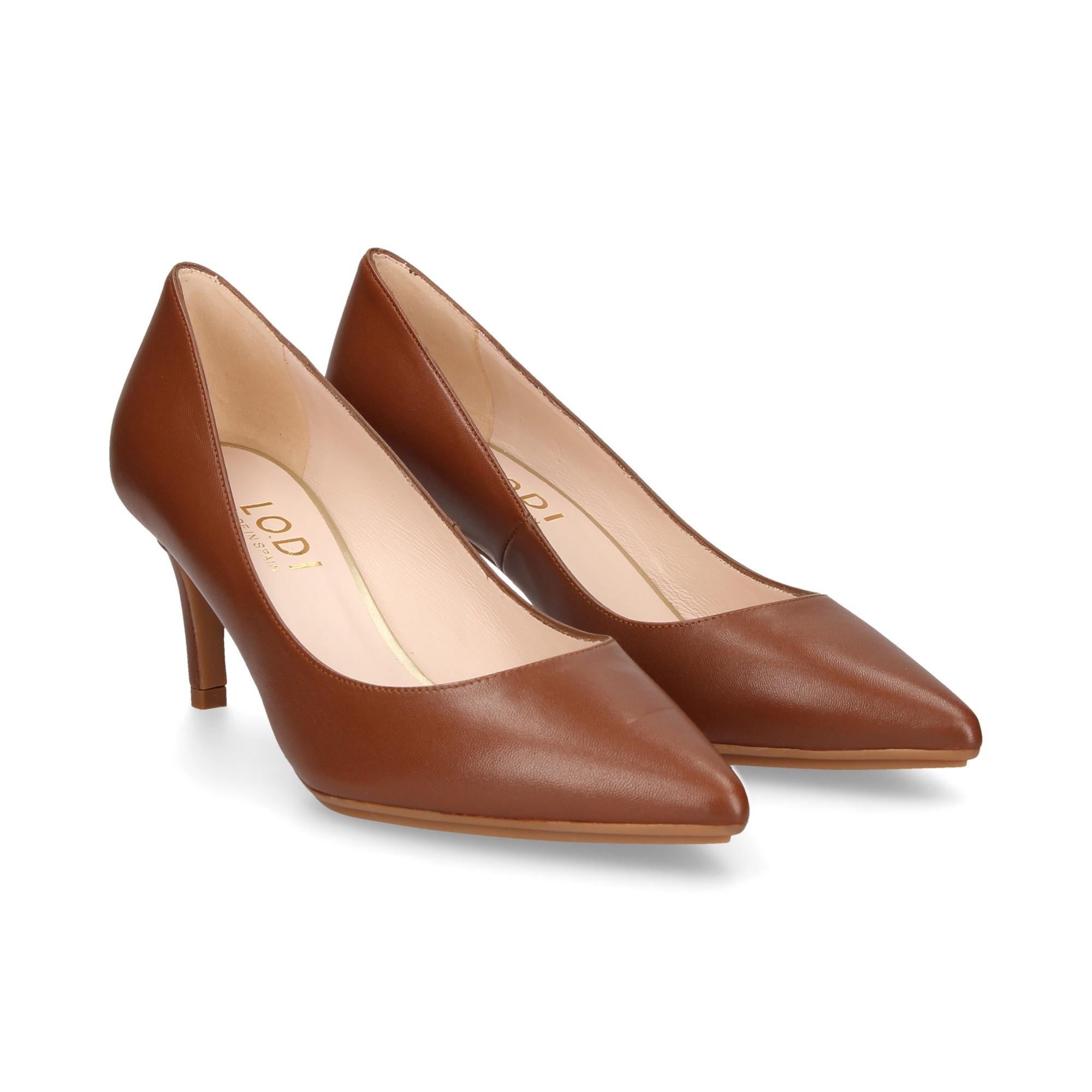 a4f551cd LODI Zapatos de salón EDURNE-GO CUERO