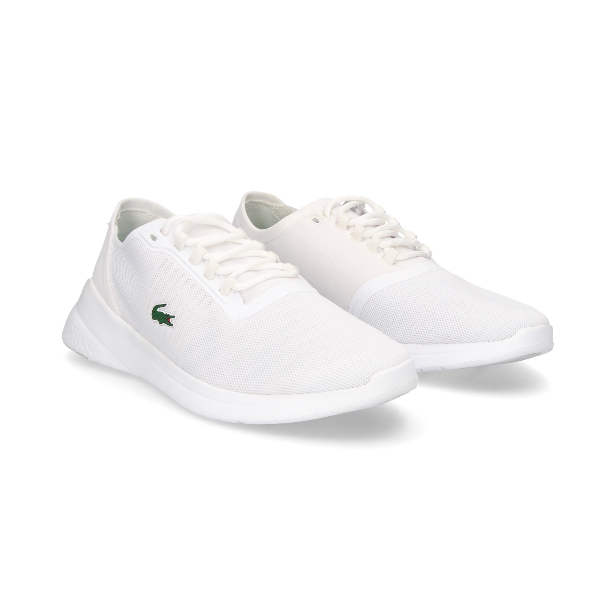 LACOSTE Men s sneakers 35SPM0028 21G BLANCO 51049866fc