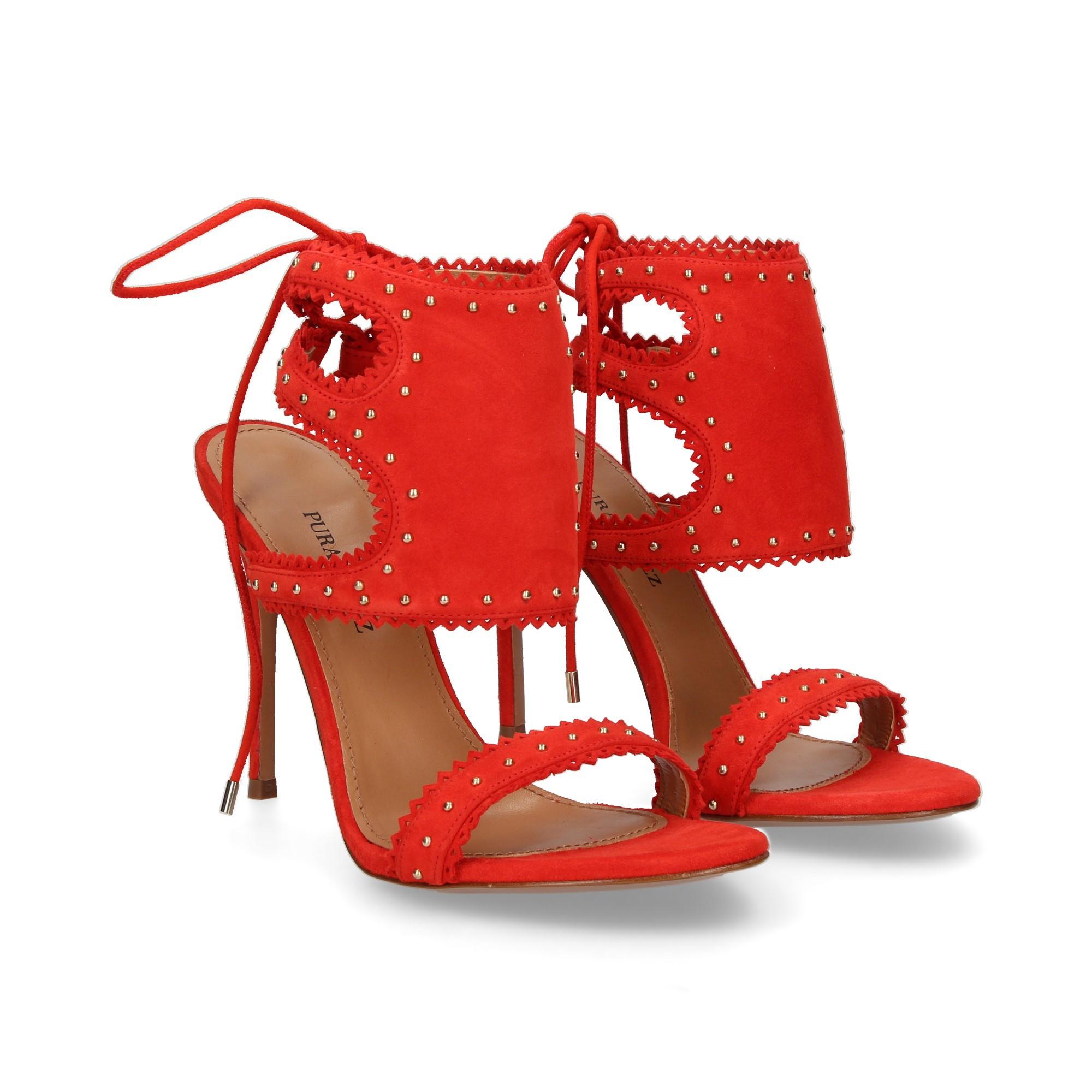 Camiscio Sandalo Tacco Sandalo Rosso Rosso Sandalo Tacco Tacco Sandalo Camiscio Rosso Camiscio Tacco WYHDIE29