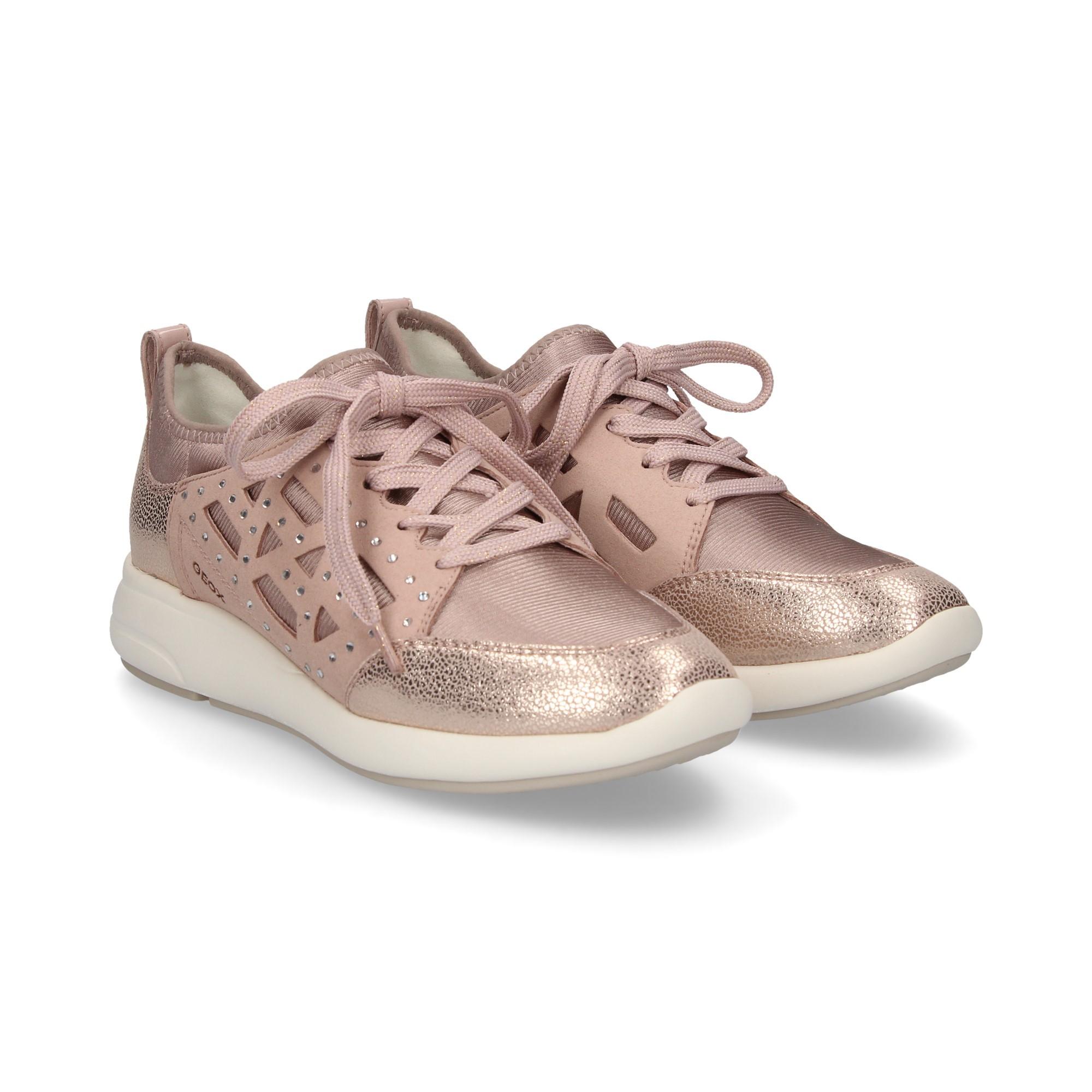 f4527a741980dd GEOX Chaussures de sport pour femmes D821CB C8056 ROSA