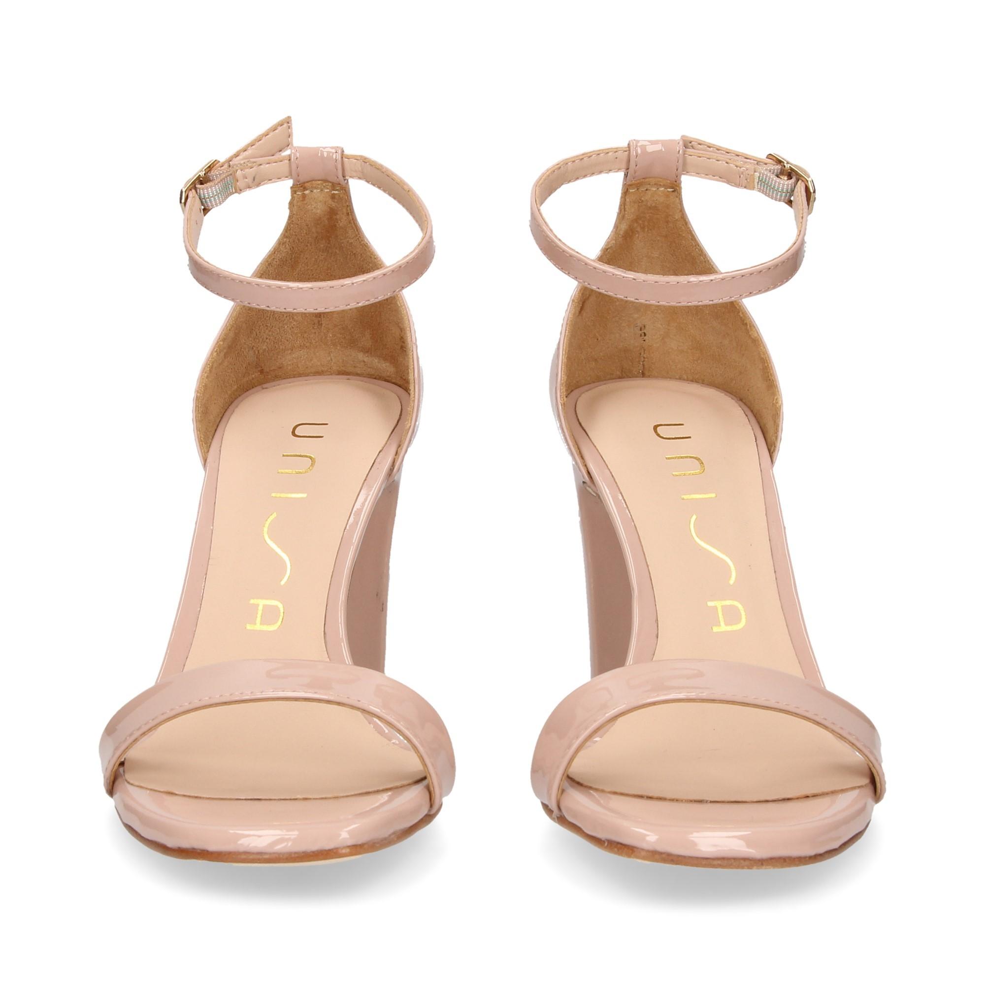 82be9ff0e9b7 UNISA Women s heeled sandals SELMA-PA DUSTY