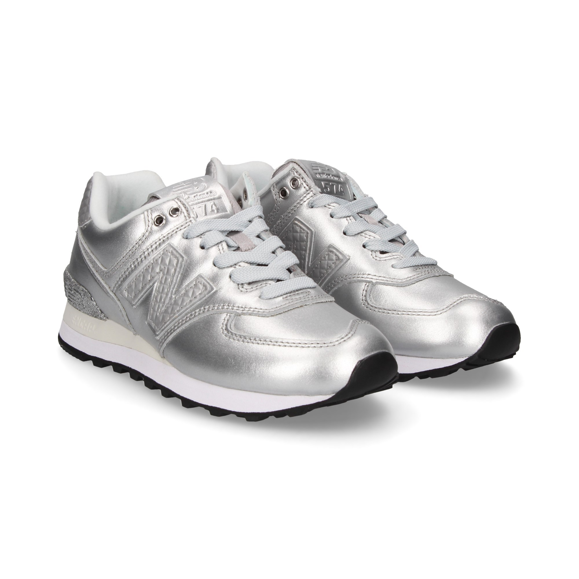 new balance femme metalisee