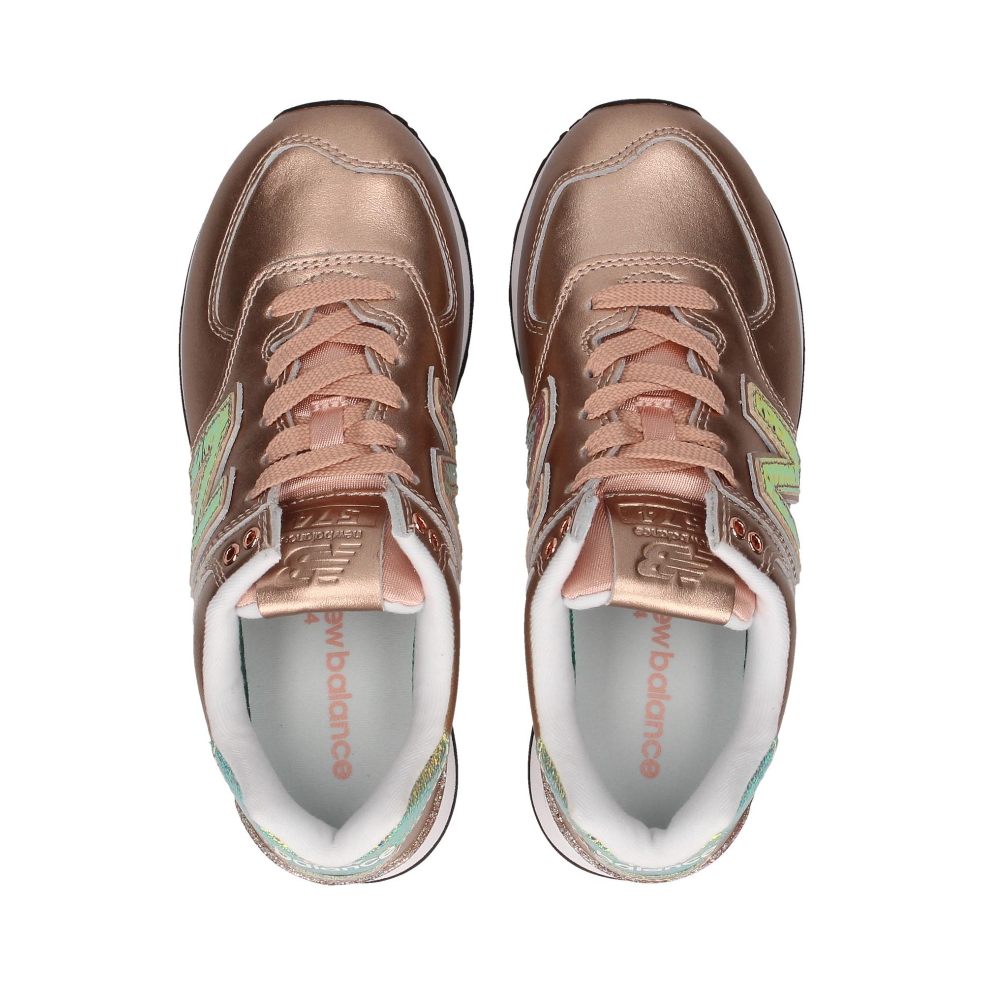 new balance 574 cobre