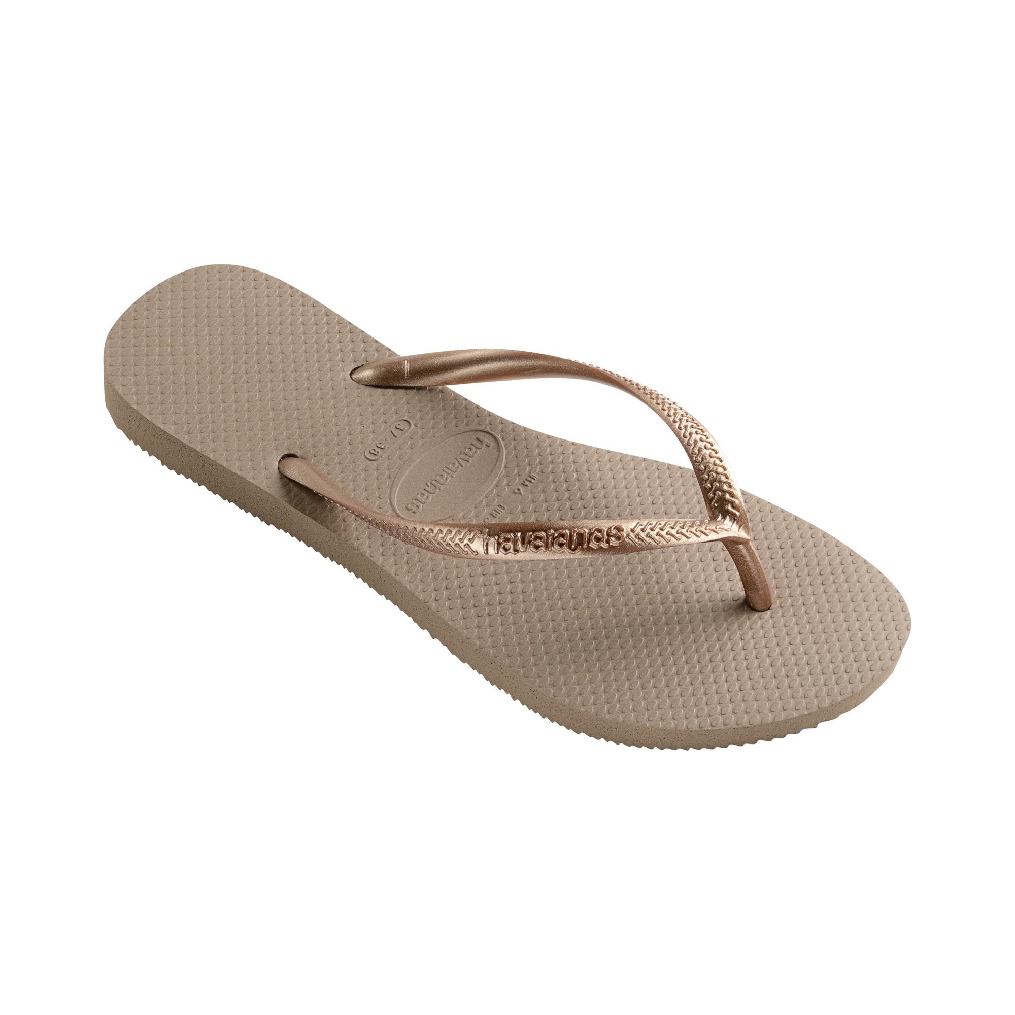 0b6c4249fd90 HAVAIANAS Women s Flip Flops 4000030 ROSE GOLD (3581