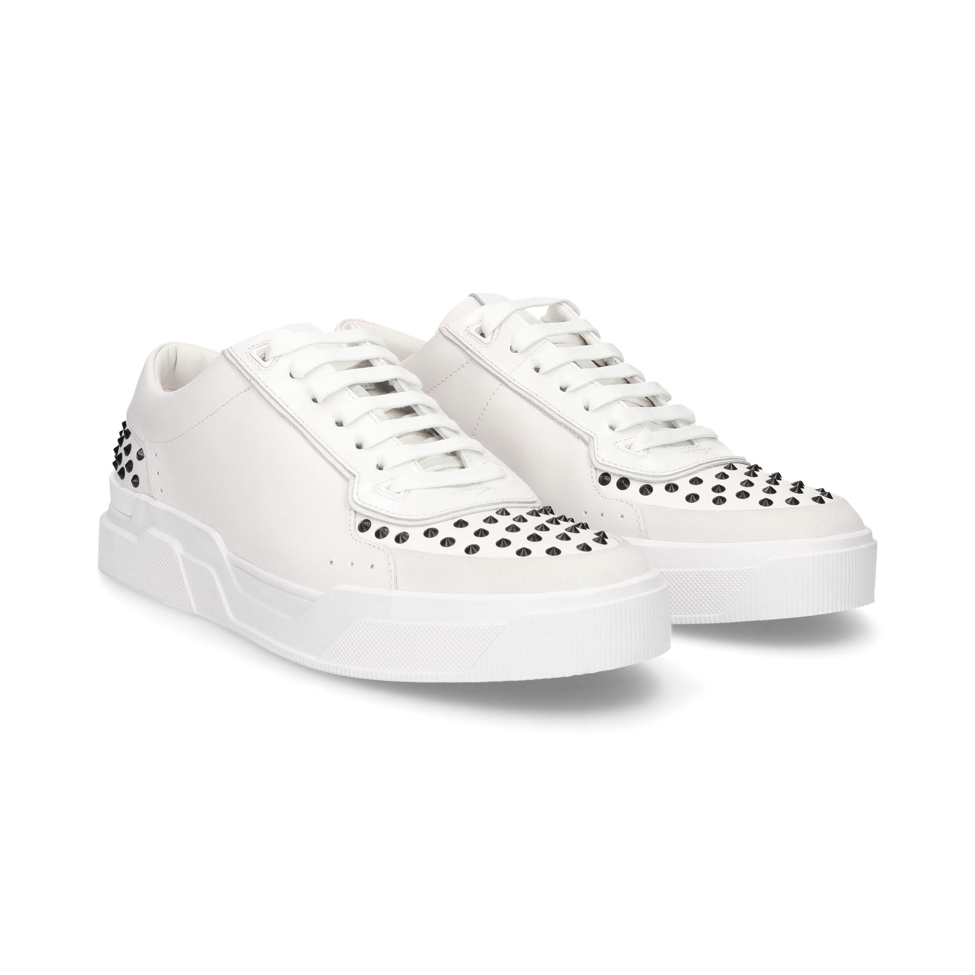 1e5127bcad6 HUGO BOSS Men's sneakers SYMMETRIC 100 WHITE