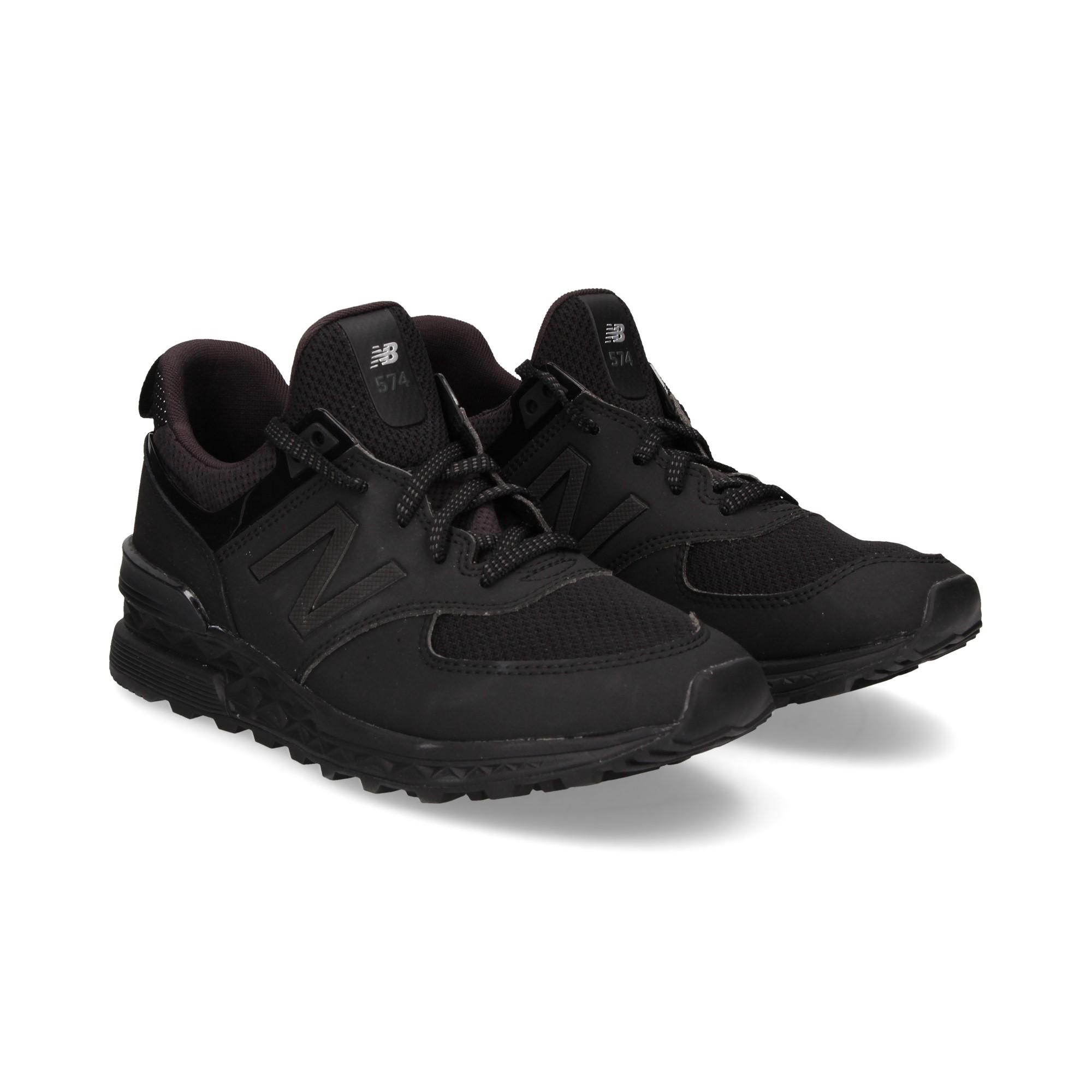 NEW BALANCE Men's sneakers MS574SCF NEGRO