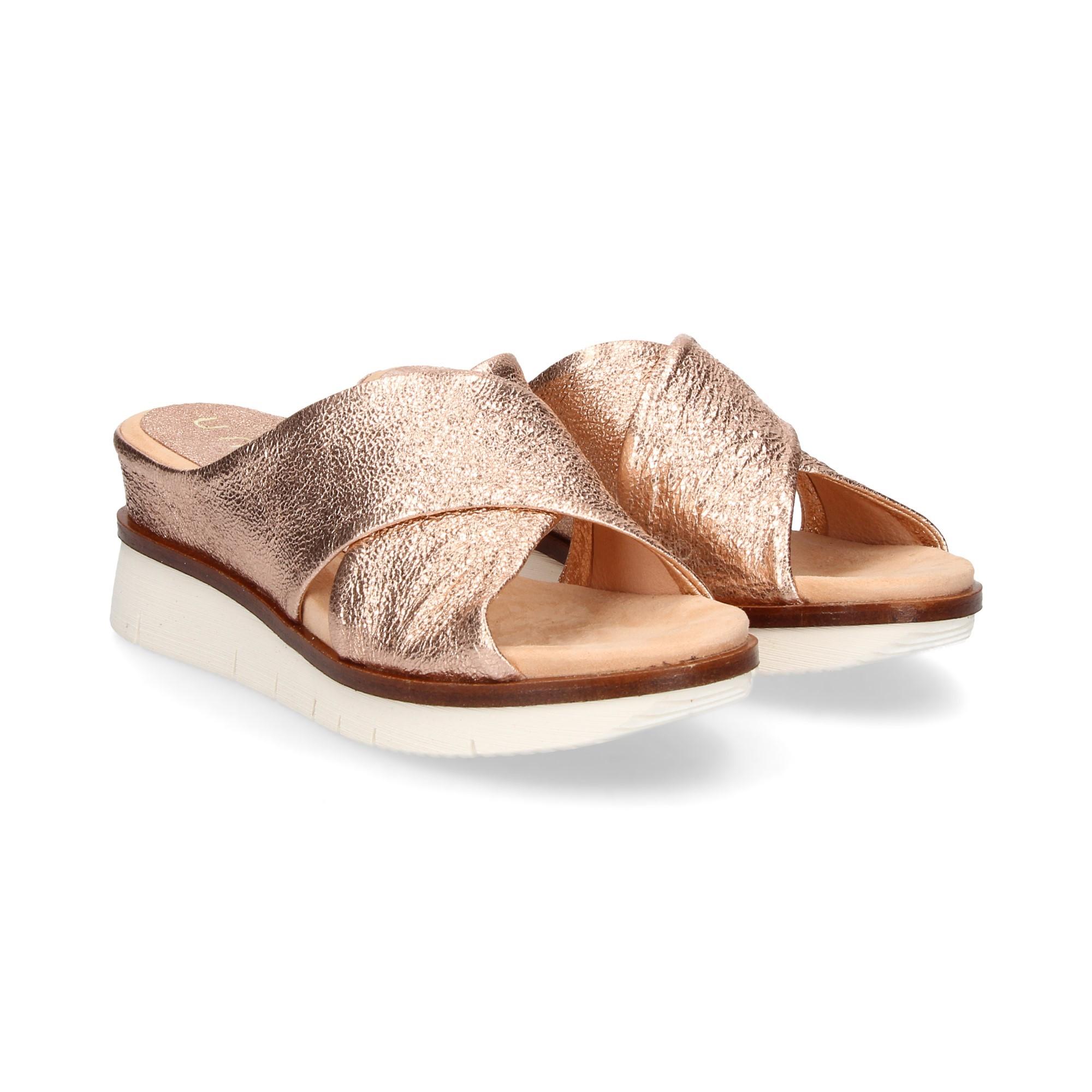 Mujer Unisa Sandalias Cuña Ballet Bartali Se De Nwn0m8