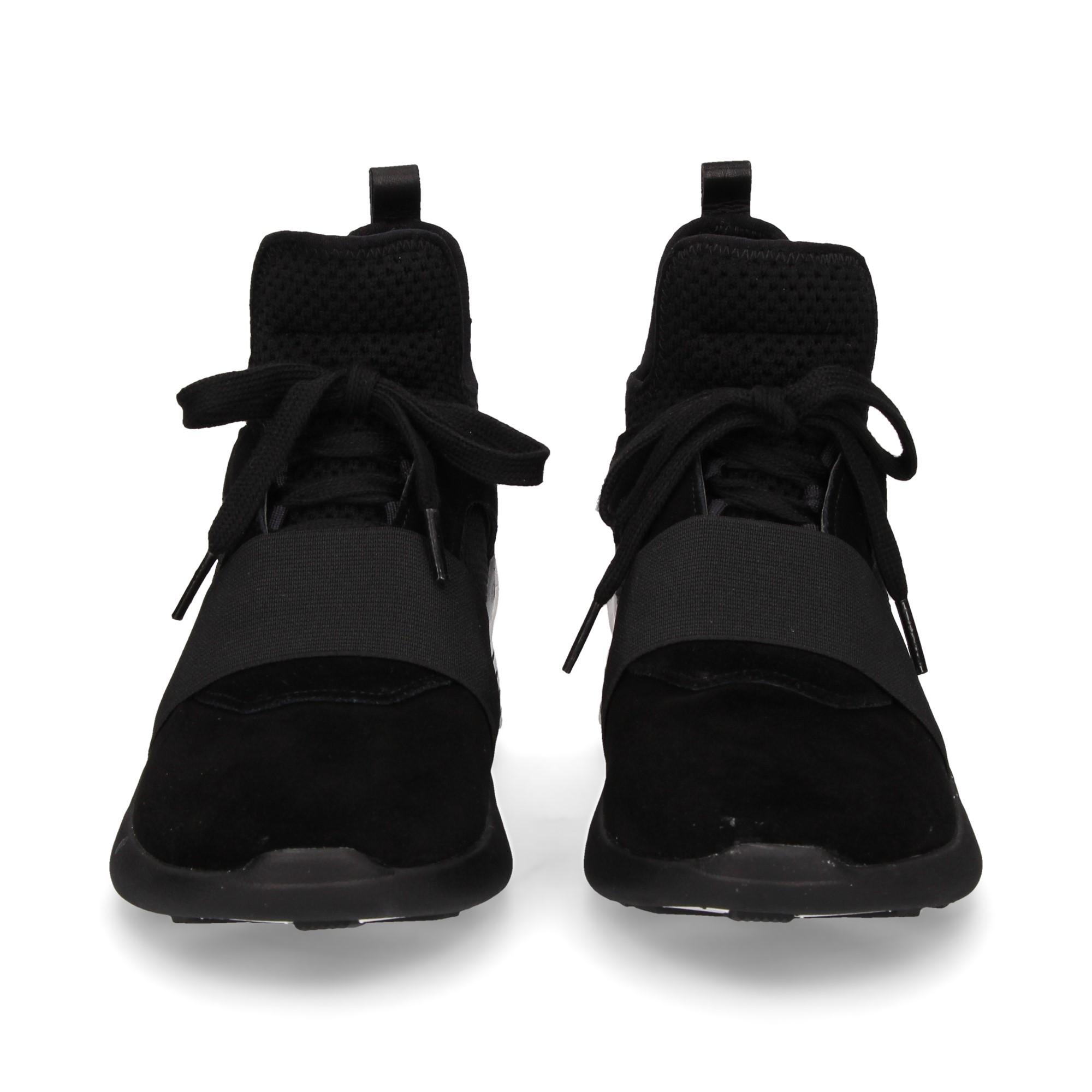deportivo-acordonado-elastic-ante-negro