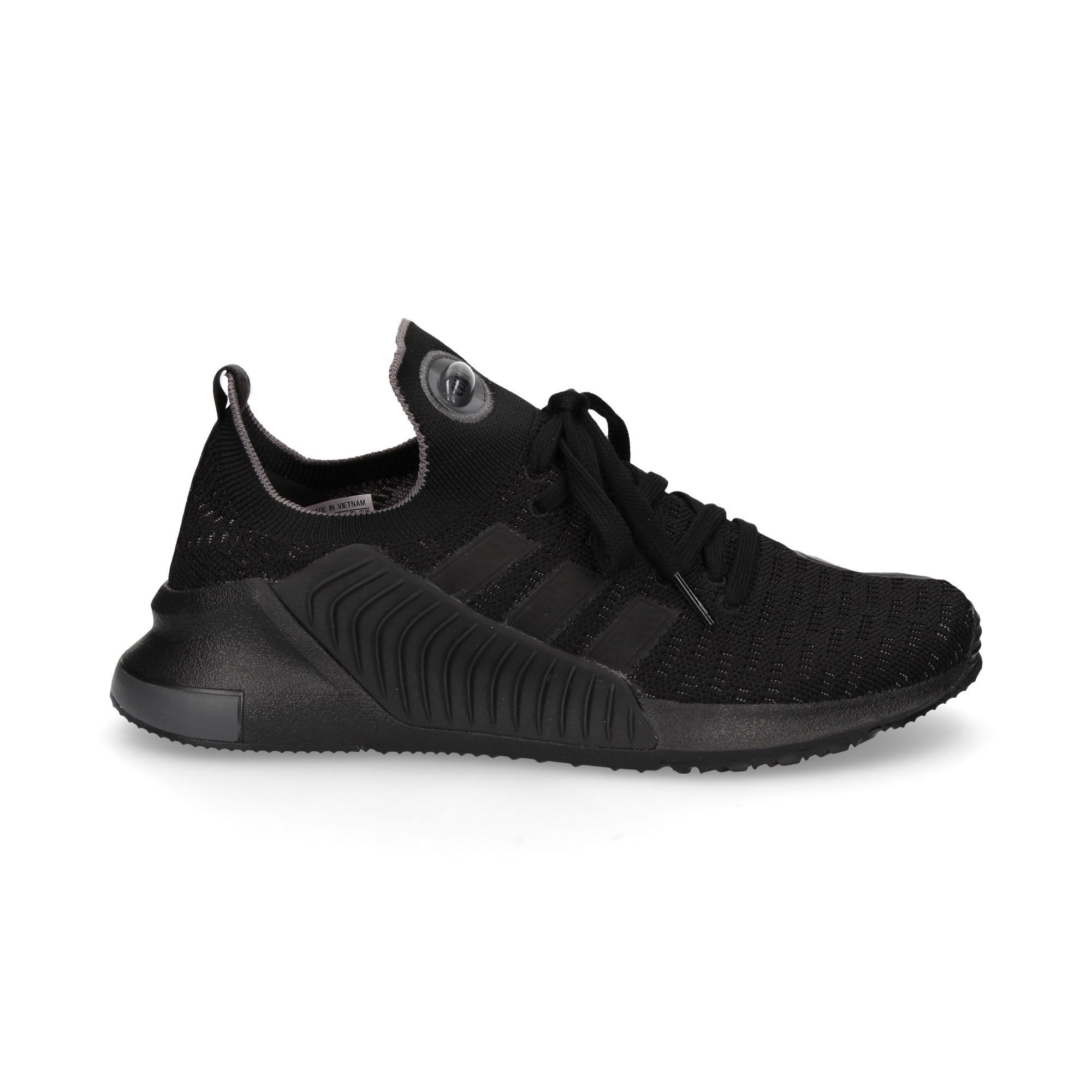 3-bandas-calcetin-textil-negro