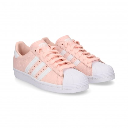 SPORTY 3-STRIPED PERFORATED PINK