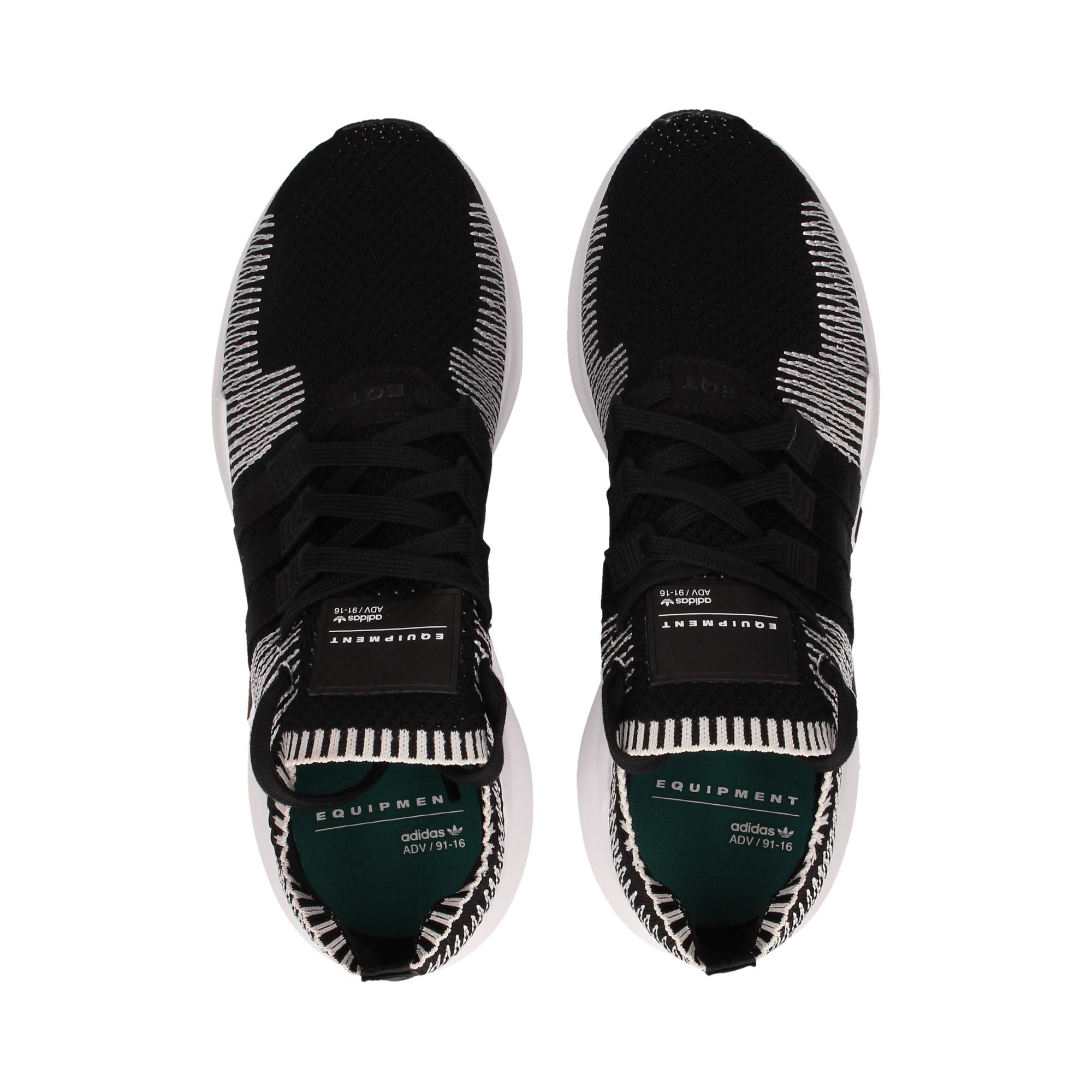 new product 61ddc 1d1bf deportivo-cordones-elastico-negro ...