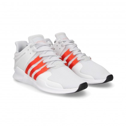 SPORTY 3-STRIPED LACES WHITE