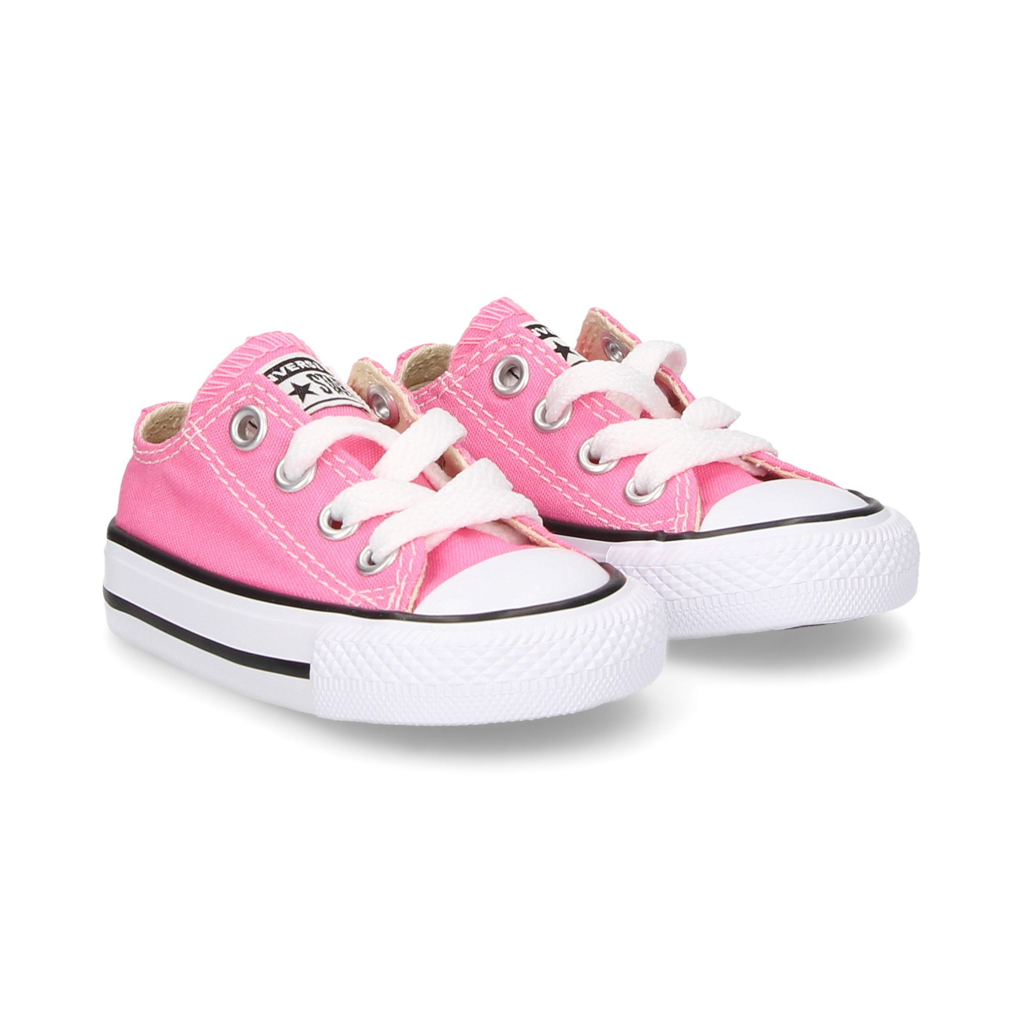 2converse niño rosa