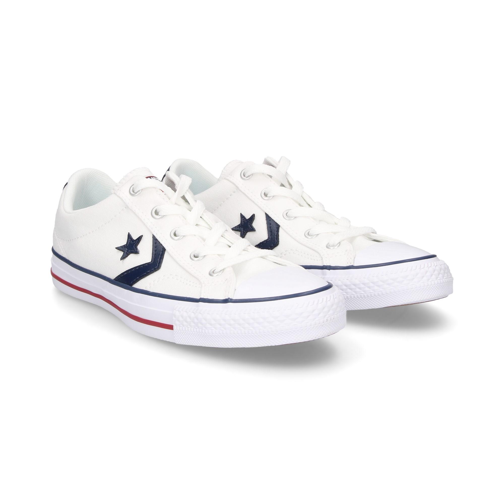 0ceb6c4128af CONVERSE Men s sneakers 144151C BLANCO