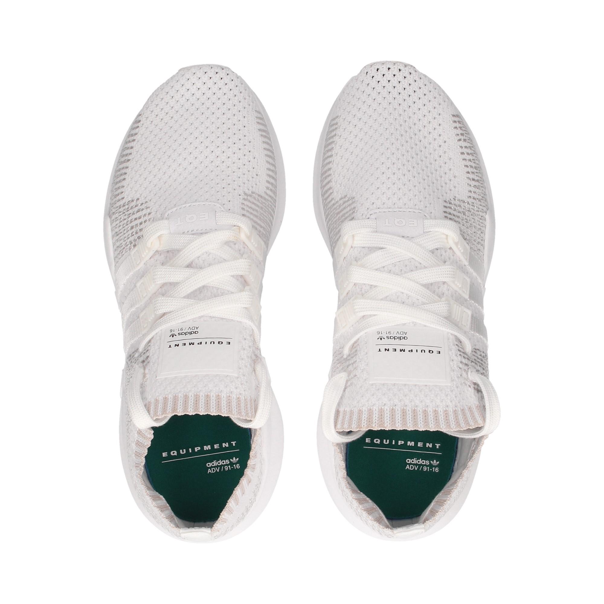 tenis adidas eqt blancos