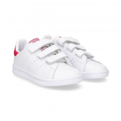 SPORTY 3 VELCRO WHITE PINK