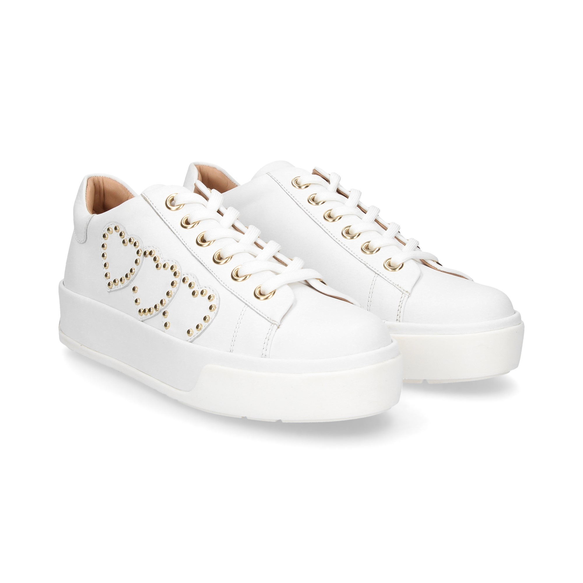 Zapatillas 1 para White mujer Twinset Ca8paq Optical OP8nk0XNw