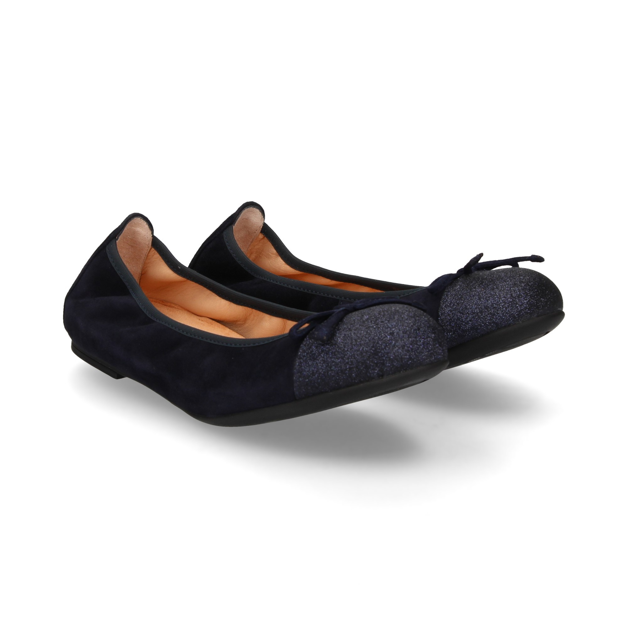 3be70922718572 UNISA Ballerines pour femmes AUTO_F18_ ABYSS MARINO