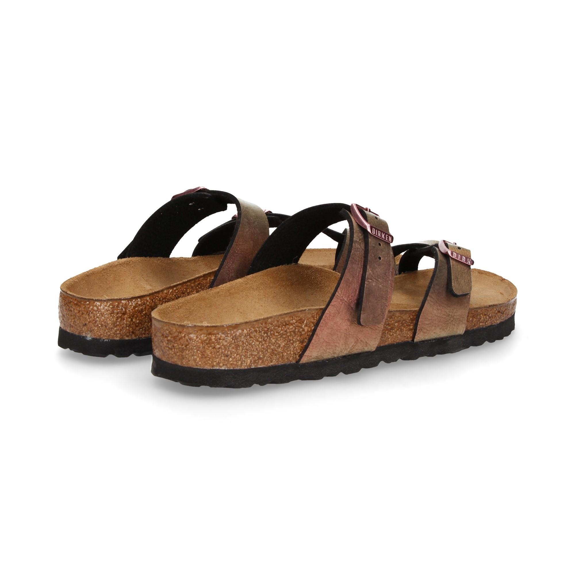 493fd1ff5d00ab Birkenstock Super Birki Clog Leather Ankle Strap Sandals