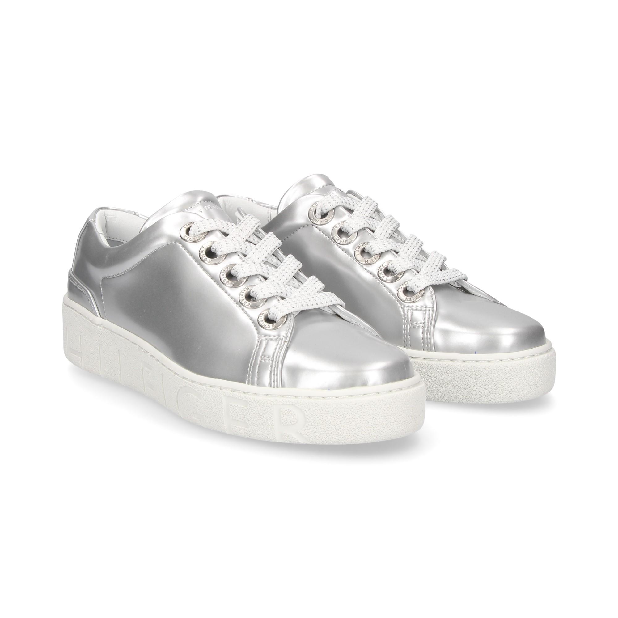a57dccec78db1e TOMMY HILFIGER Women s Sneakers FW03478000 PLATA