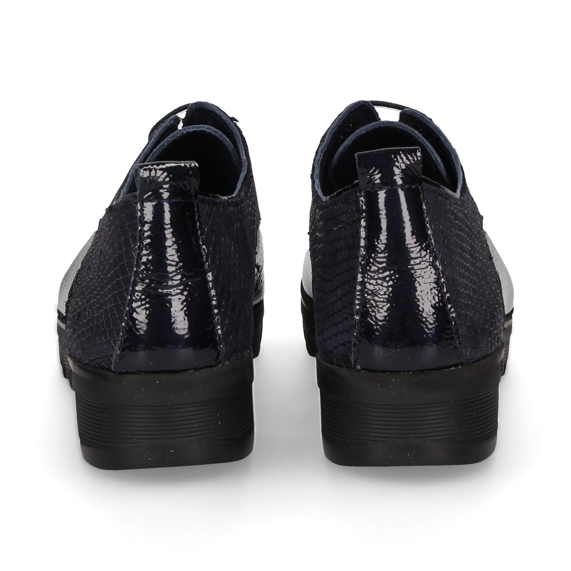 24 HORAS Blucher Chaussures 23830 MARINO 2a4d8df4dc8f
