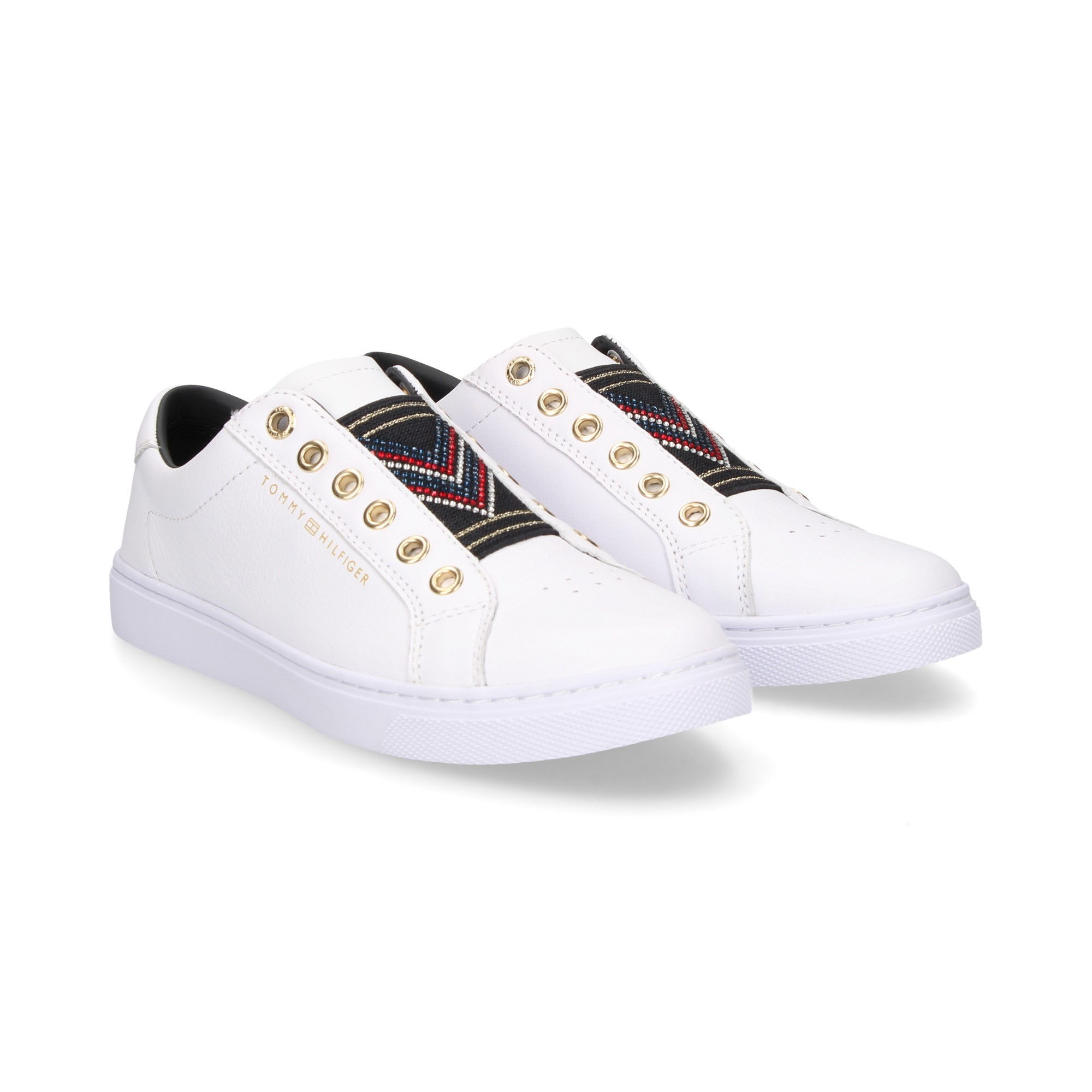 afb25a268f9ed TOMMY HILFIGER Women s Sneakers FW03592100 WHITE