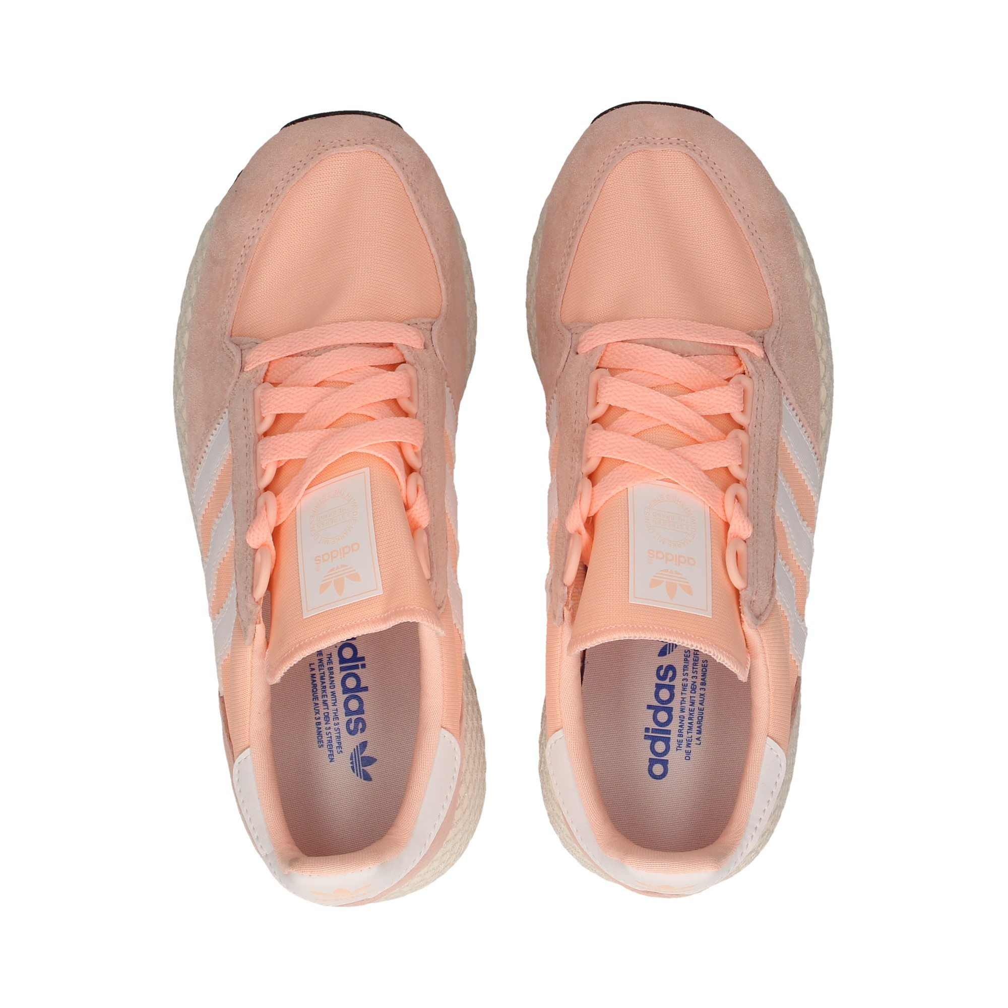 pas mal 2e7ac 7dc5f ADIDAS Women's Sneakers FOREST CLEORA PINK