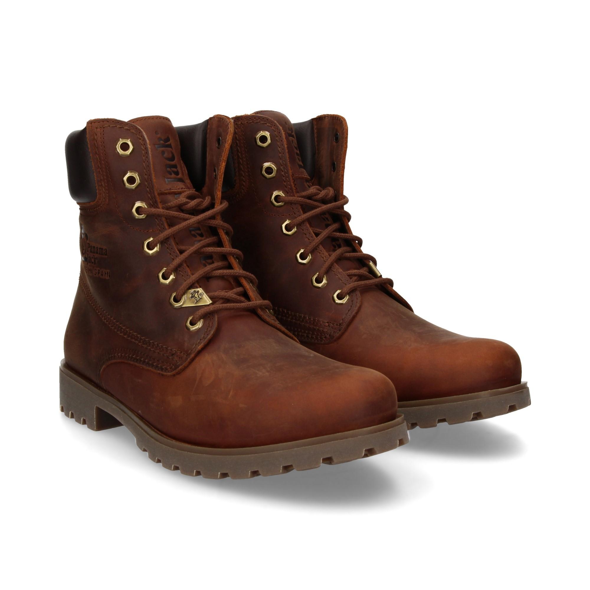 666117d3 PANAMA JACK Men's Ankle Boots PANAMA03 C8 NAPA G.CUERO
