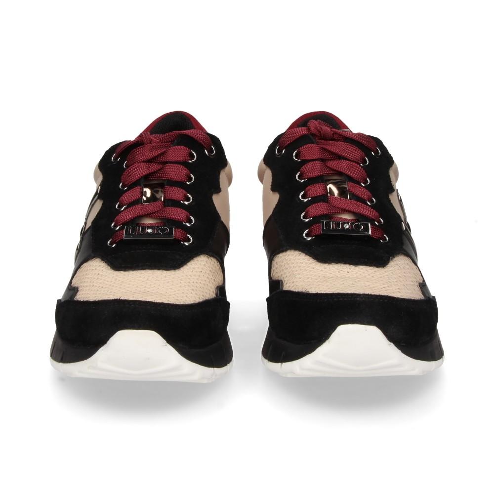 B68023 Liu Mode Noir Jo ro Px004 Baskets trCshdQ
