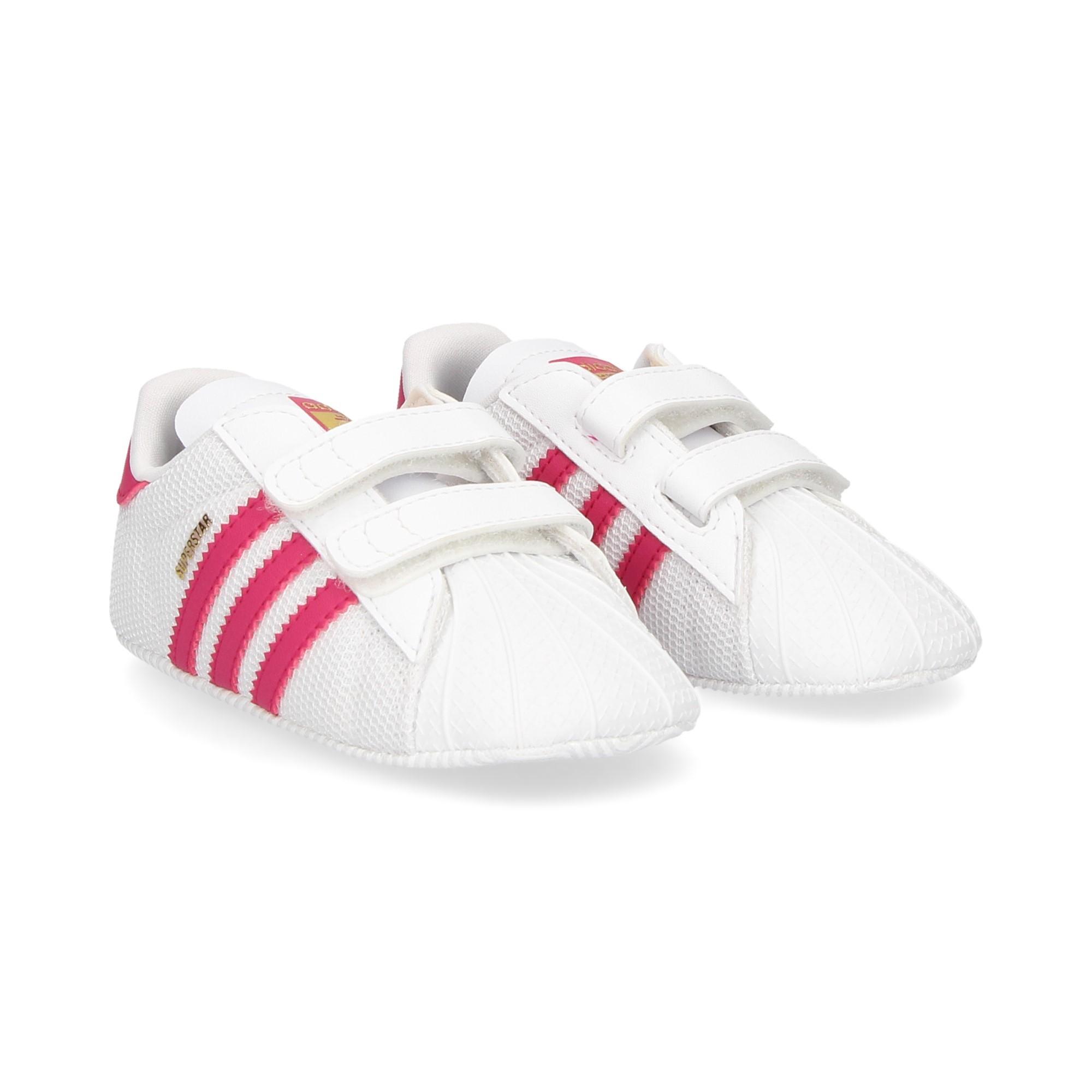 adidas superstar blancas velcro