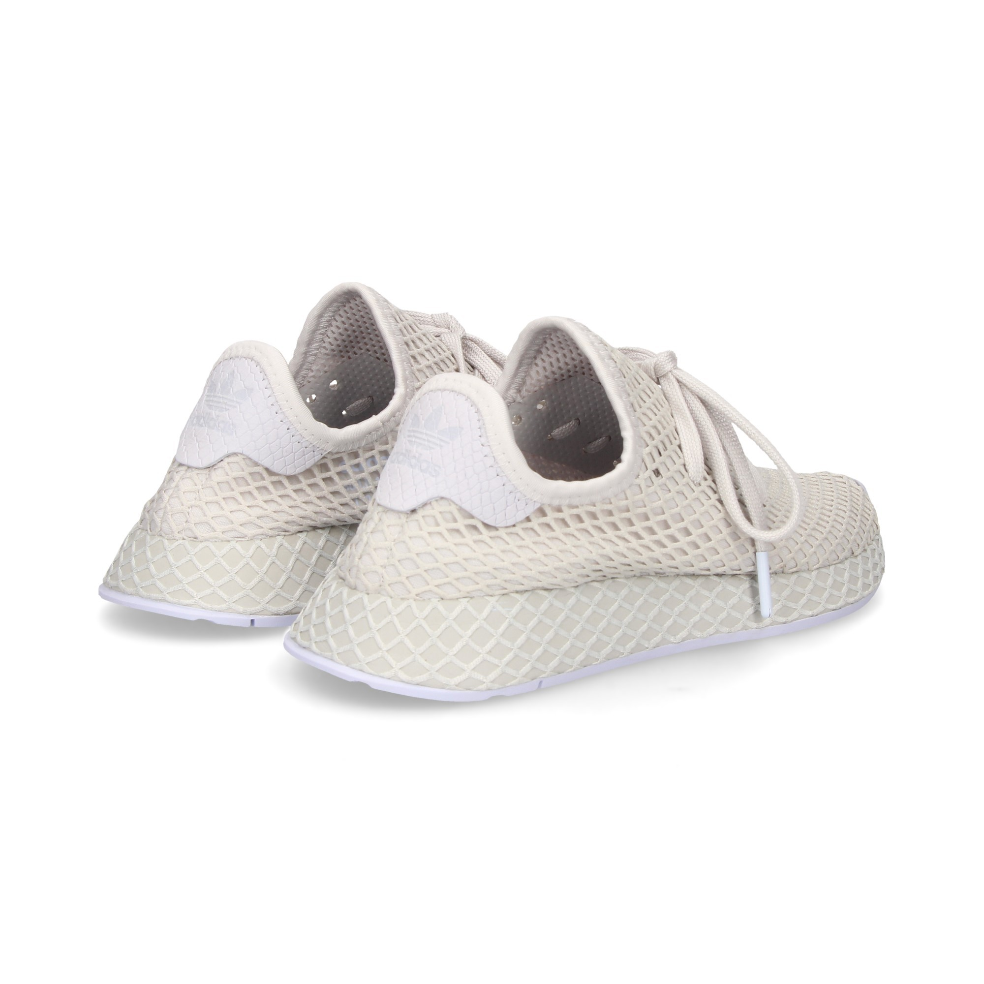 low priced b8816 712de ADIDAS Chaussures de sport pour femmes DEERUPT GRIS