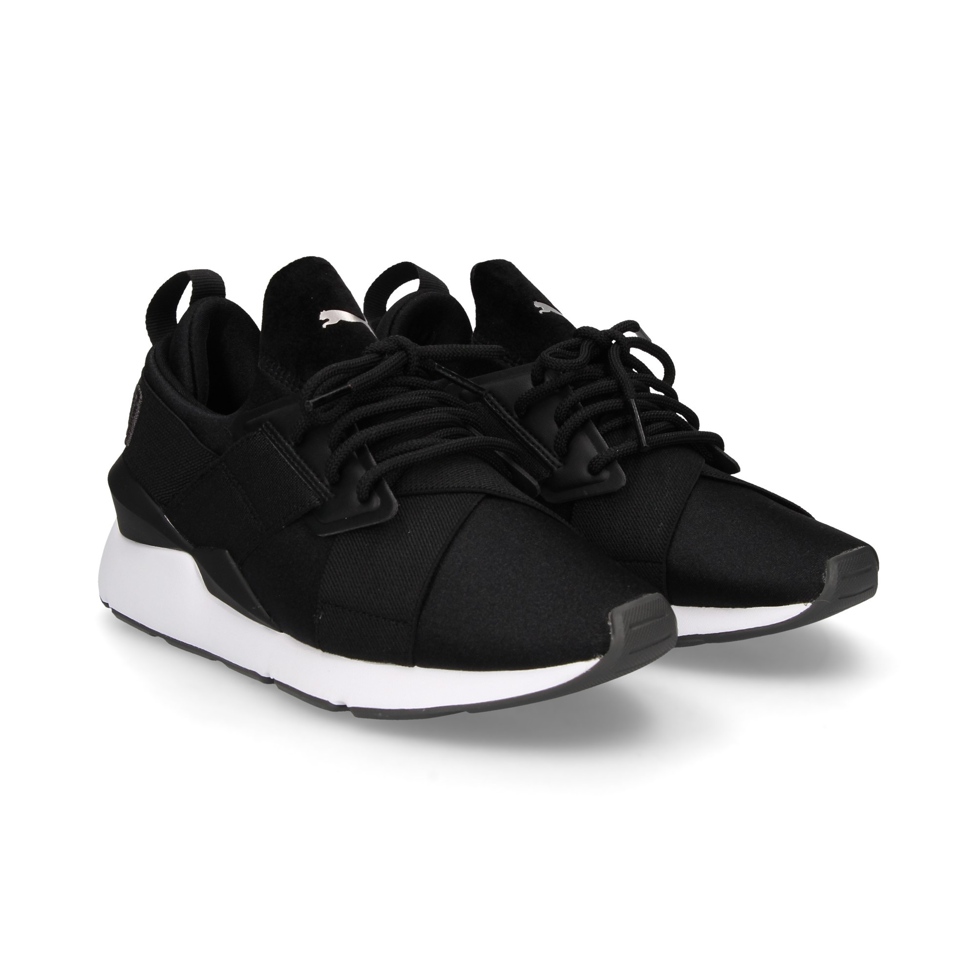 Asphal Chaussures Sport Puma 02 De Femmes Black Pour 368427 TJlKcF1