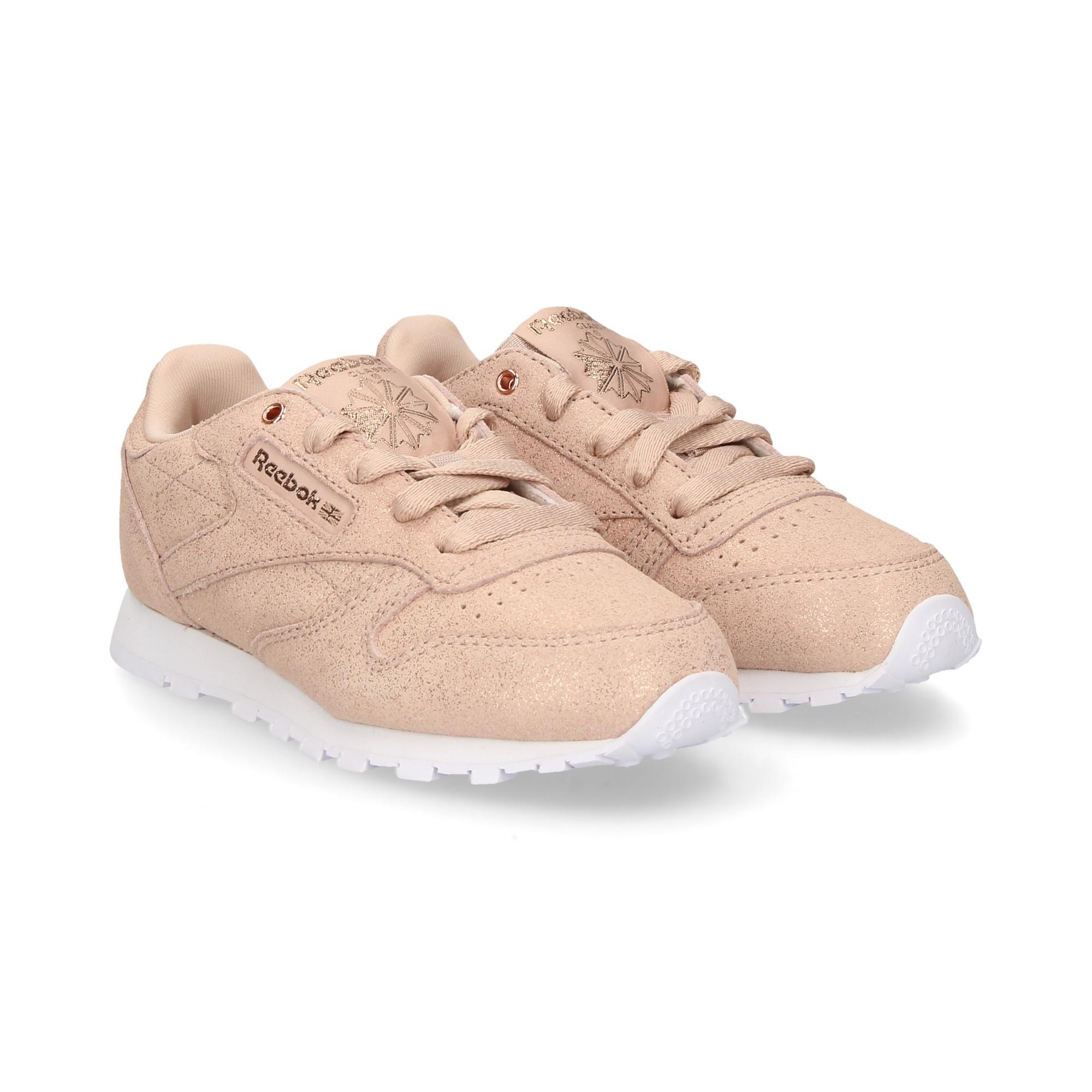 best loved 6fa24 cbc94 REEBOK Boys Sneakers CN5589 GOLD/BEIGE/WHT