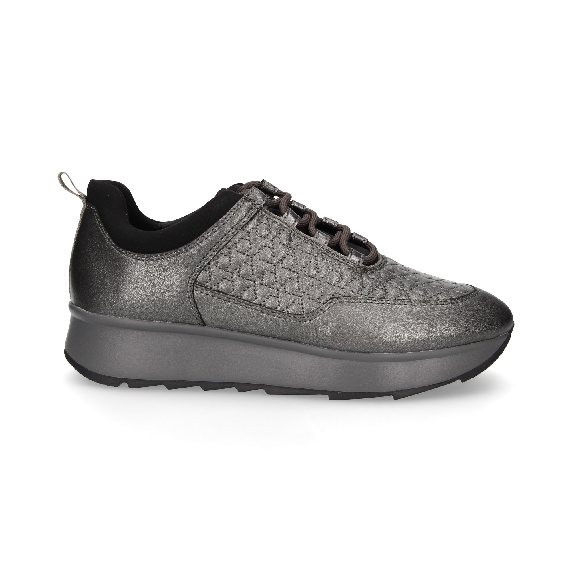 GEOX Women's Sneakers D845TC C1G9F GREY