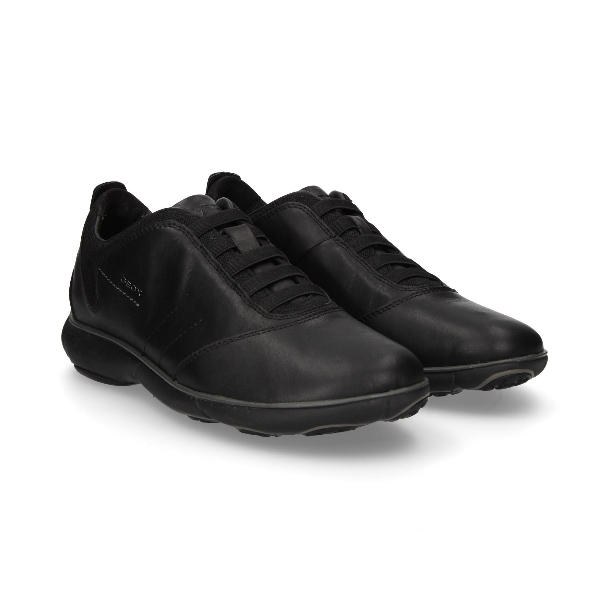 c9bd11f4ecc GEOX Men's sneakers U52D7B C9999 NEGRO
