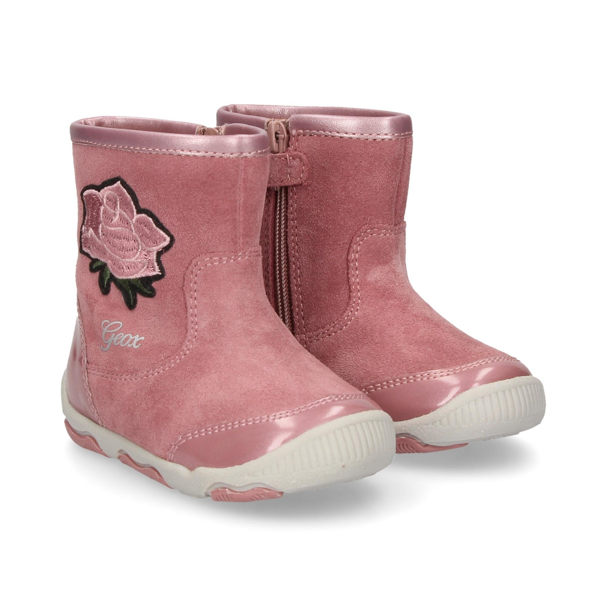 Pink Geox C8006 Mädchen Stiefel B840qe dxBCoe