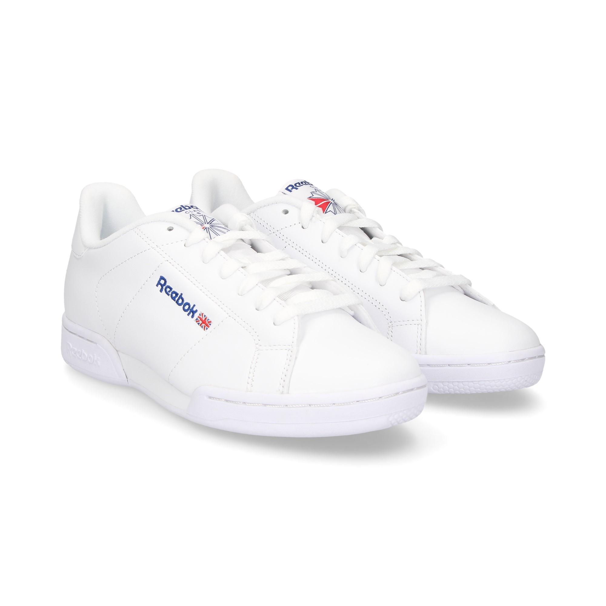 dobry najlepsze trampki autentyczny REEBOK Men's sneakers 1354 WHITE