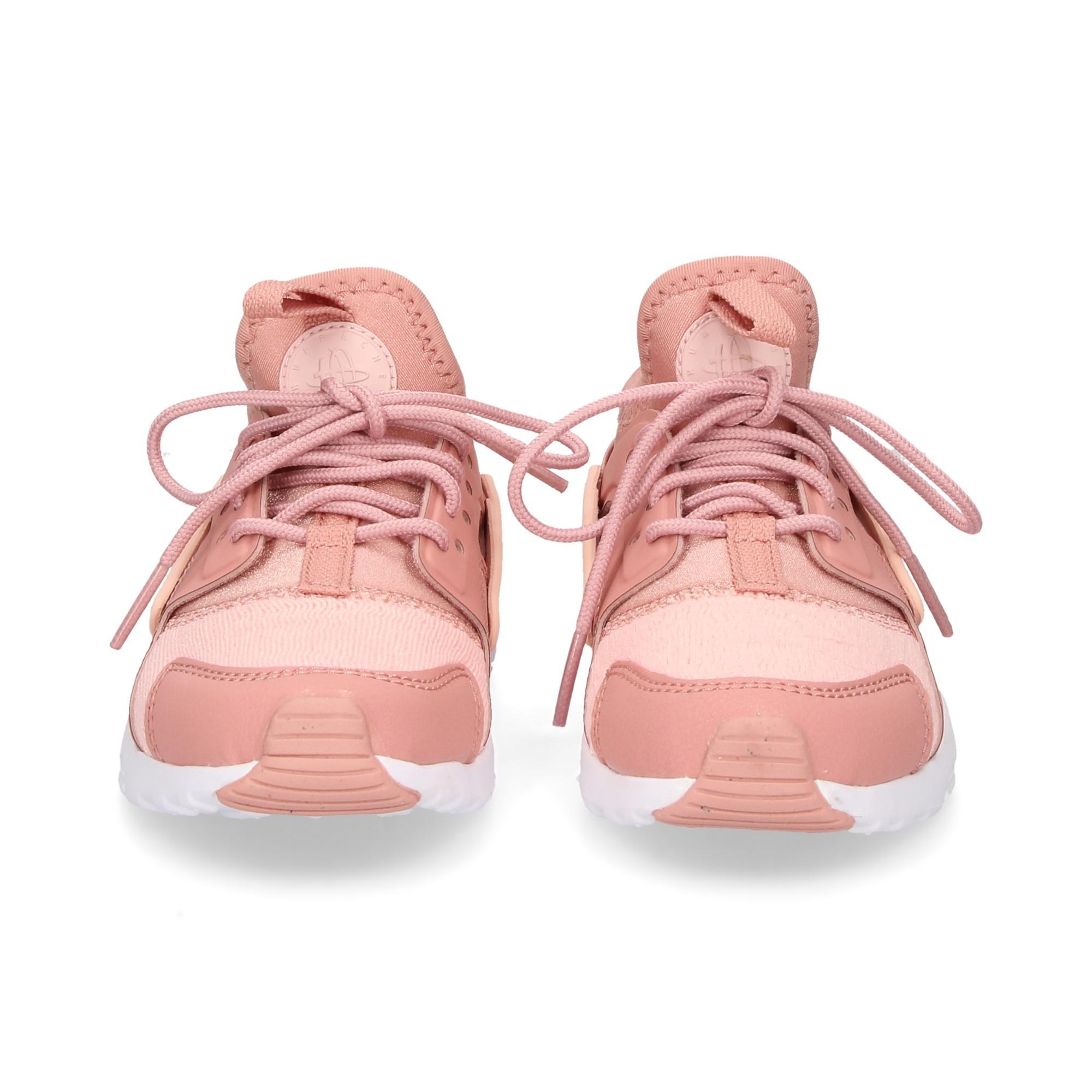 nike huarache rosa chiaro