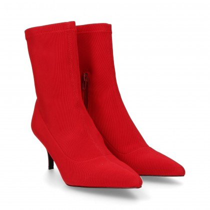 CHAUSSETTE ROUGE BOTIIN